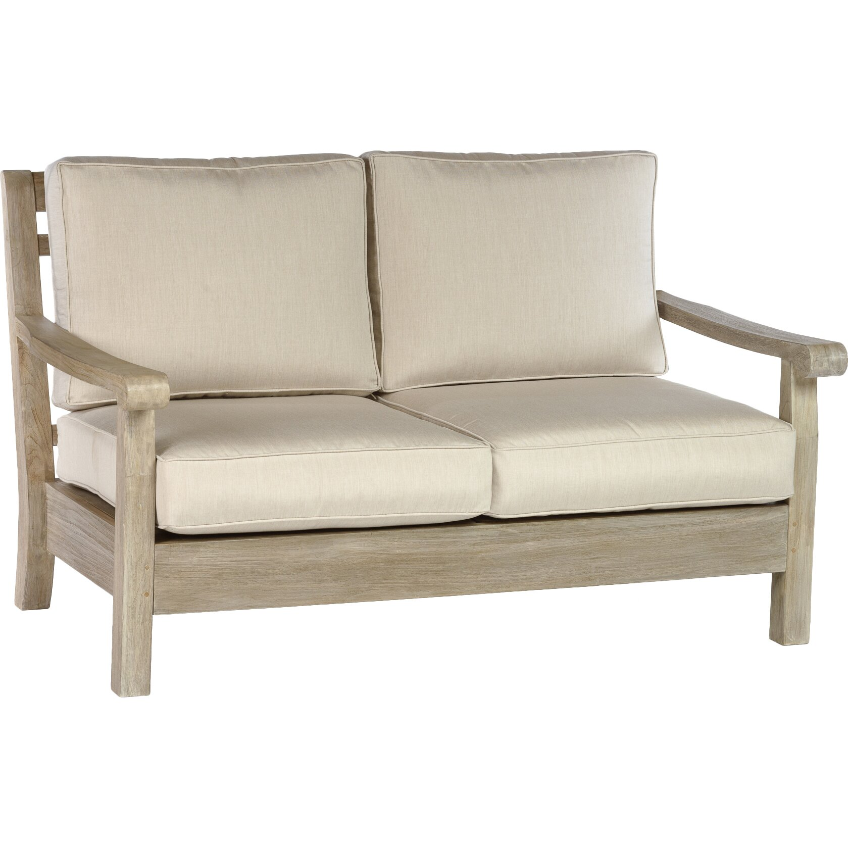 Co9 Design Jackson Loveseat With Cushions Reviews