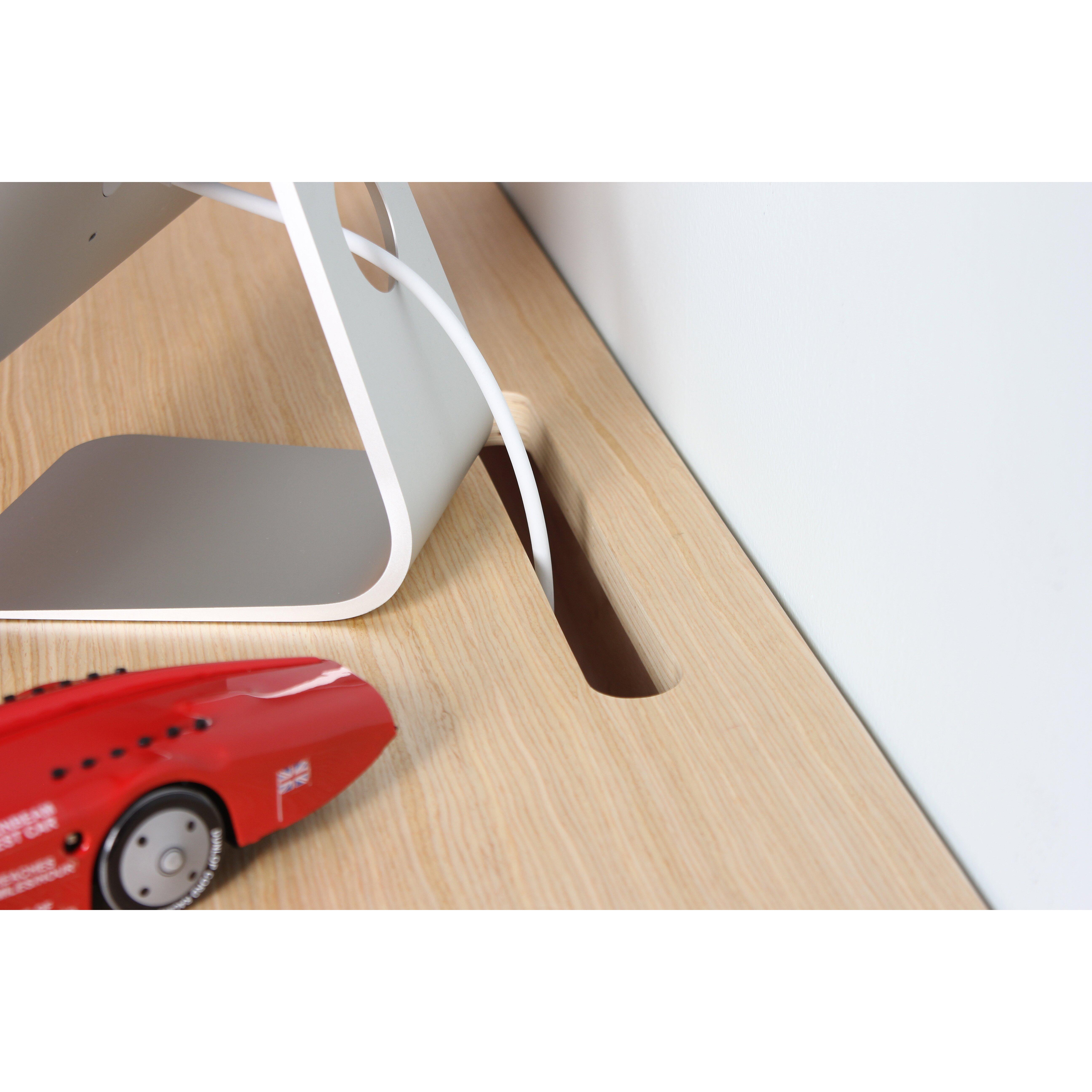 Orange22 Minimal Floating Desk Amp Reviews Wayfair