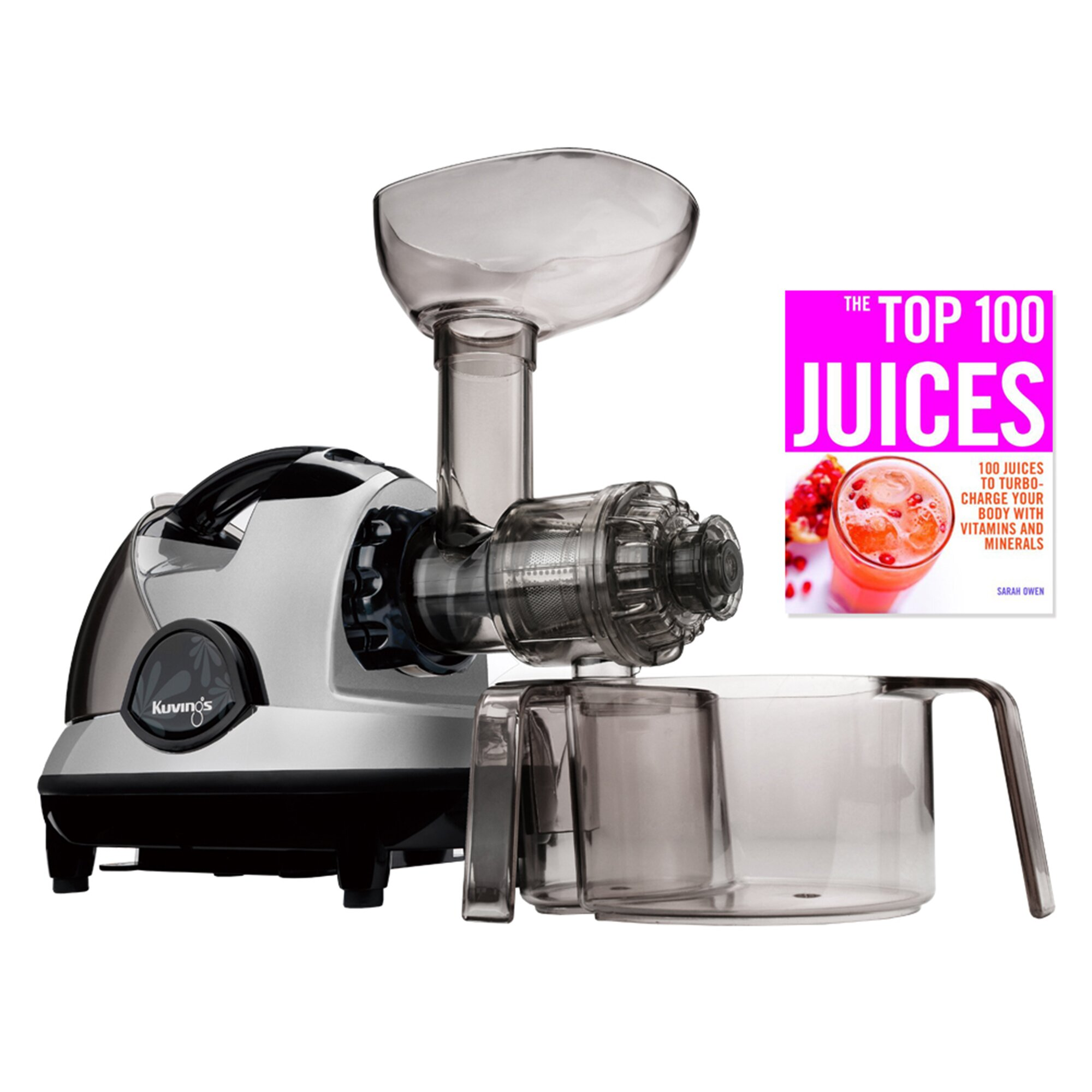 Slow Juicer Vs Regular : KUvINGS Masticating Slow Juicer & Reviews Wayfair