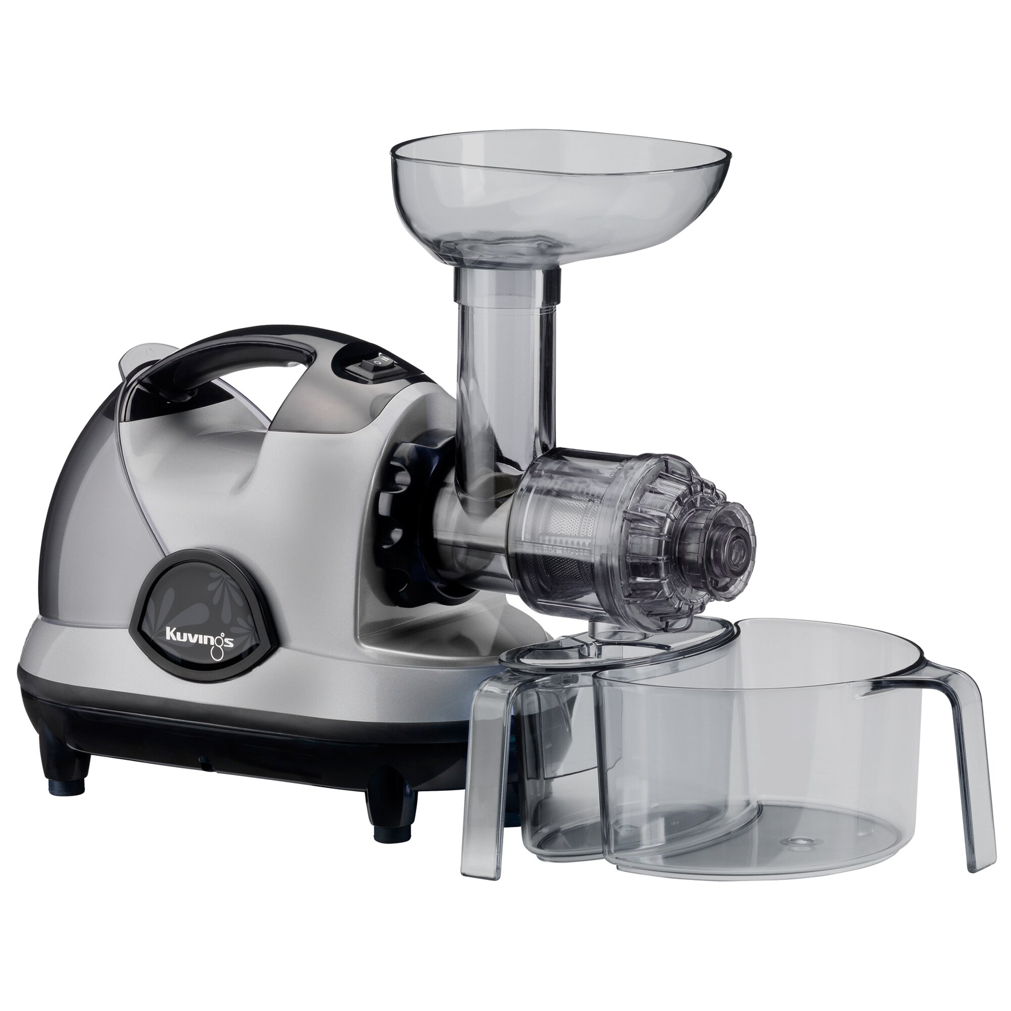 Naturai Slow Juicer Review : KUvINGS Multi-Purpose Slow Juicer & Reviews Wayfair