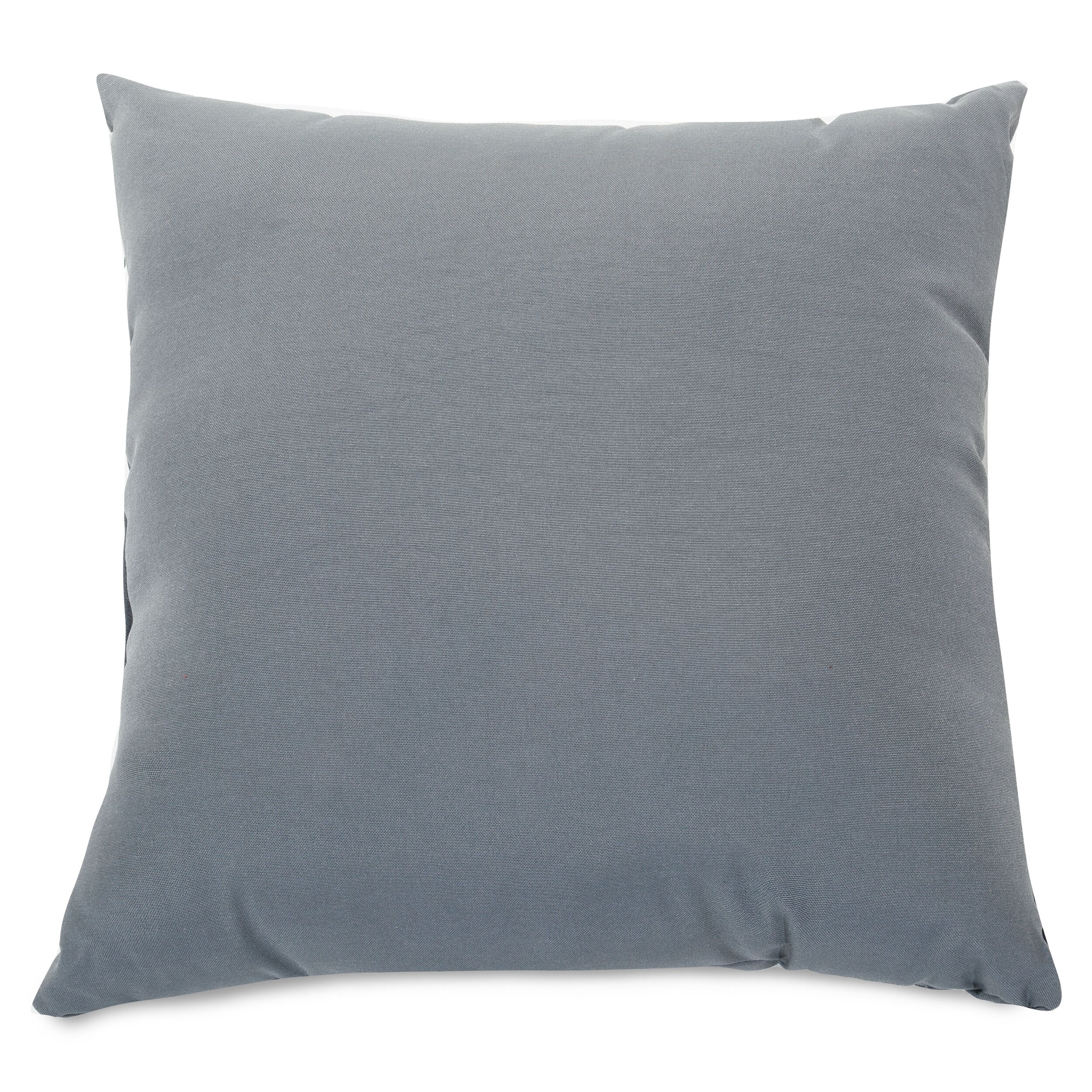 Majestic Home Goods Solid Throw Pillow Wayfair