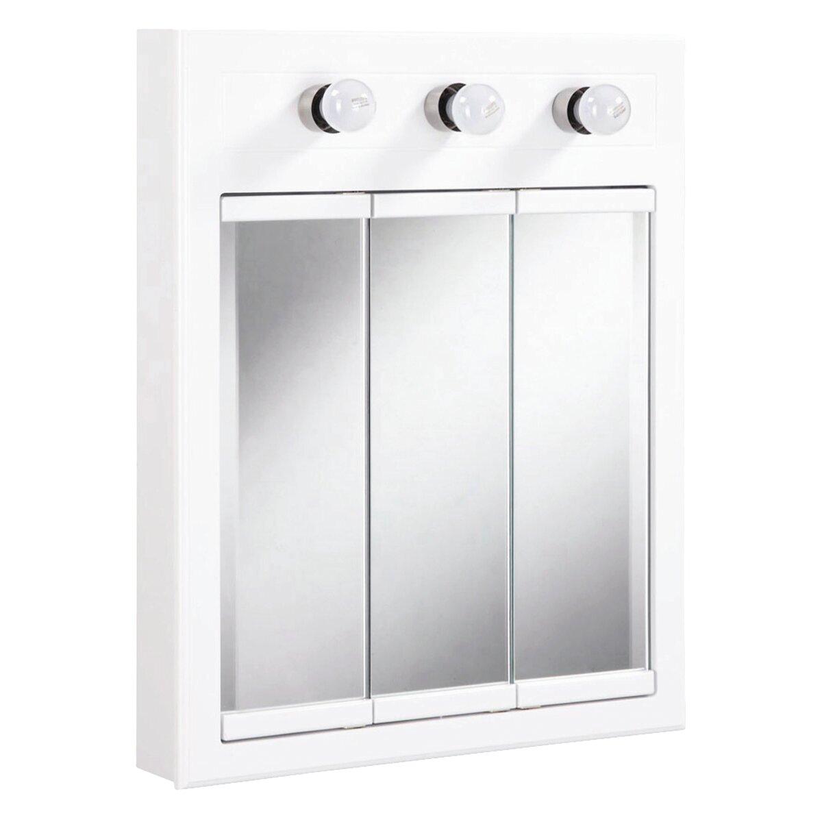 Design House Concord 24 X 30 Surface Mount Medicine Cabinet Reviews Wayfair