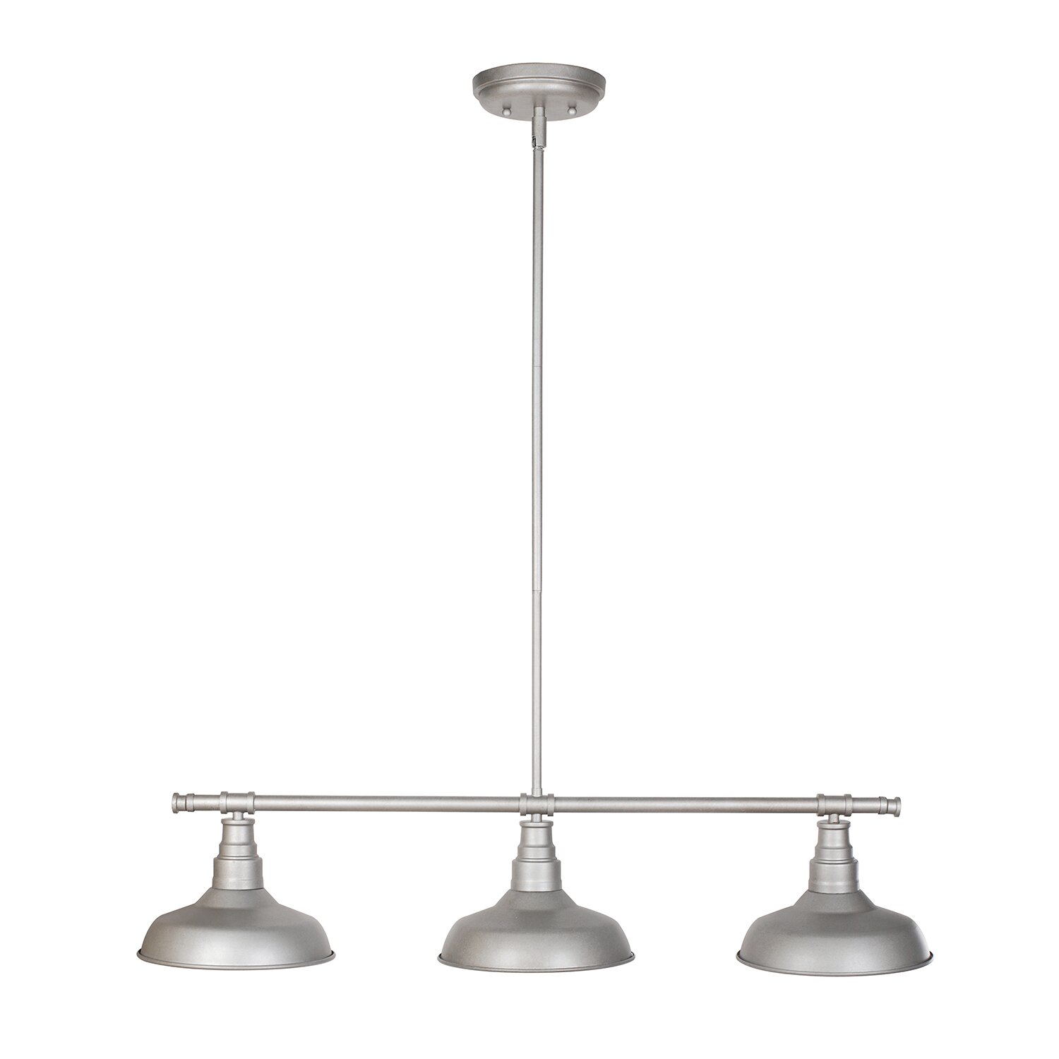 Kitchen Island Lantern Pendants: Design House Kimball 3 Light Kitchen Island Pendant & Reviews