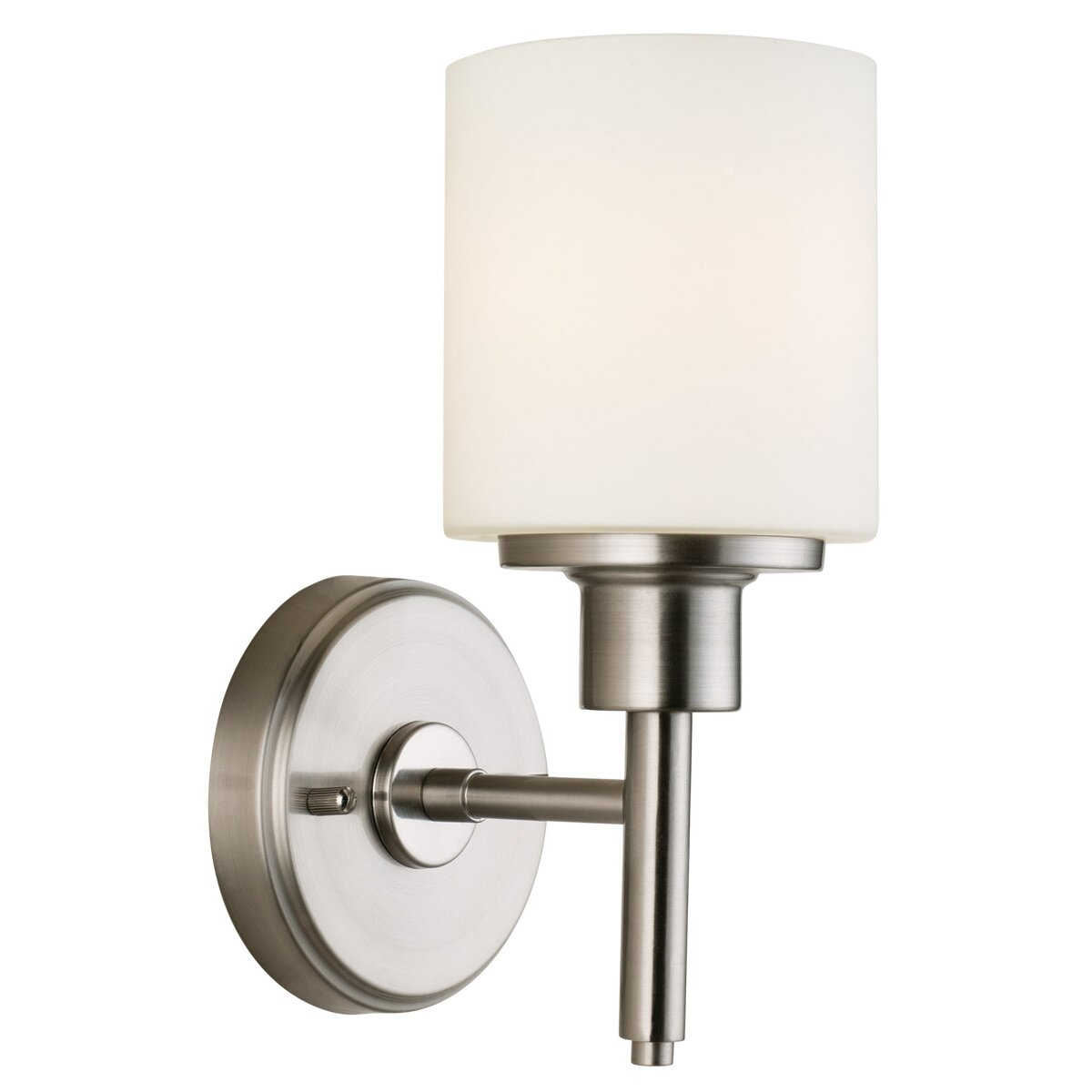 Wayfair Indoor Wall Sconces : Design House Aubrey 1 Light Wall Light & Reviews Wayfair
