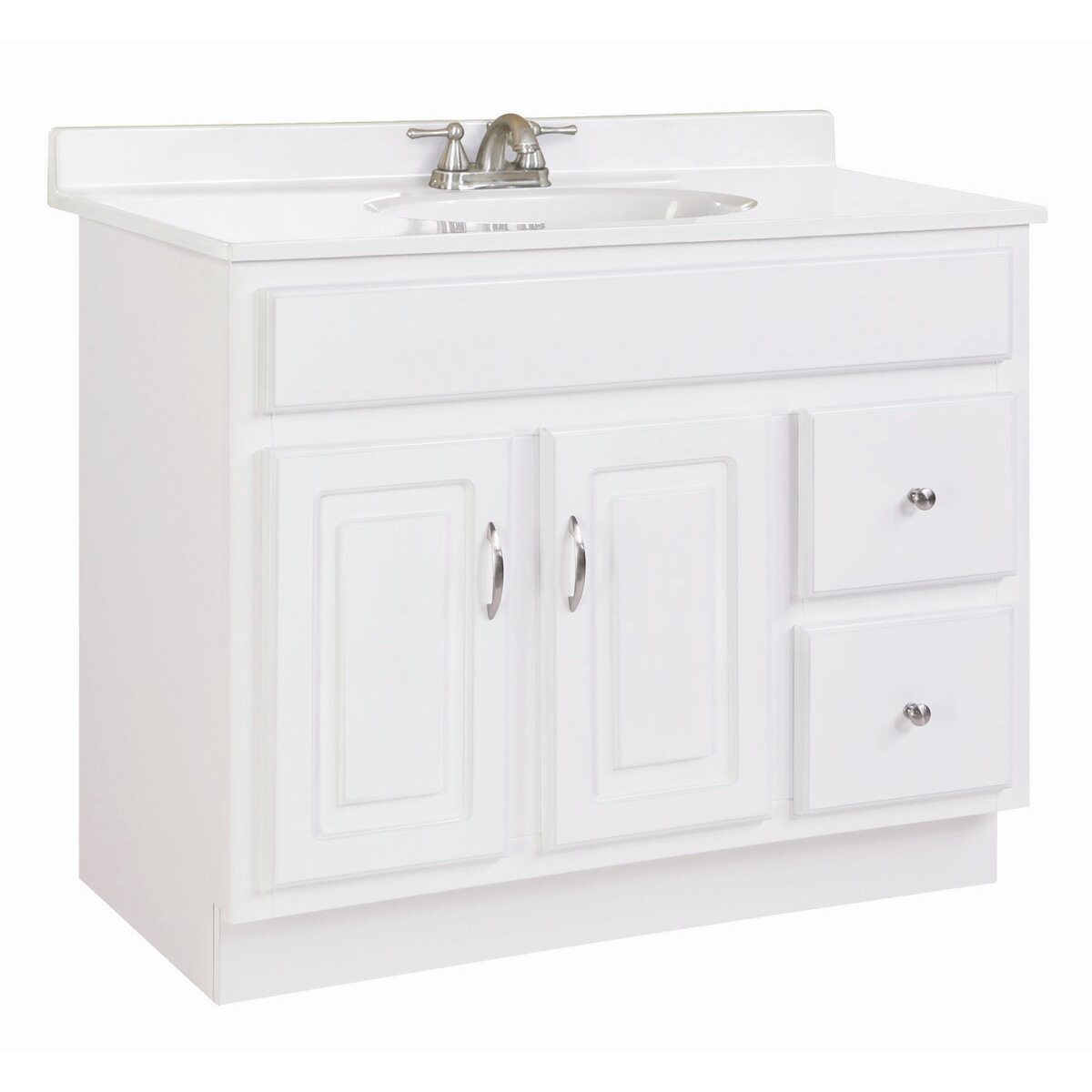 Design House Concord 36 Double Door Vanity Base Wayfair