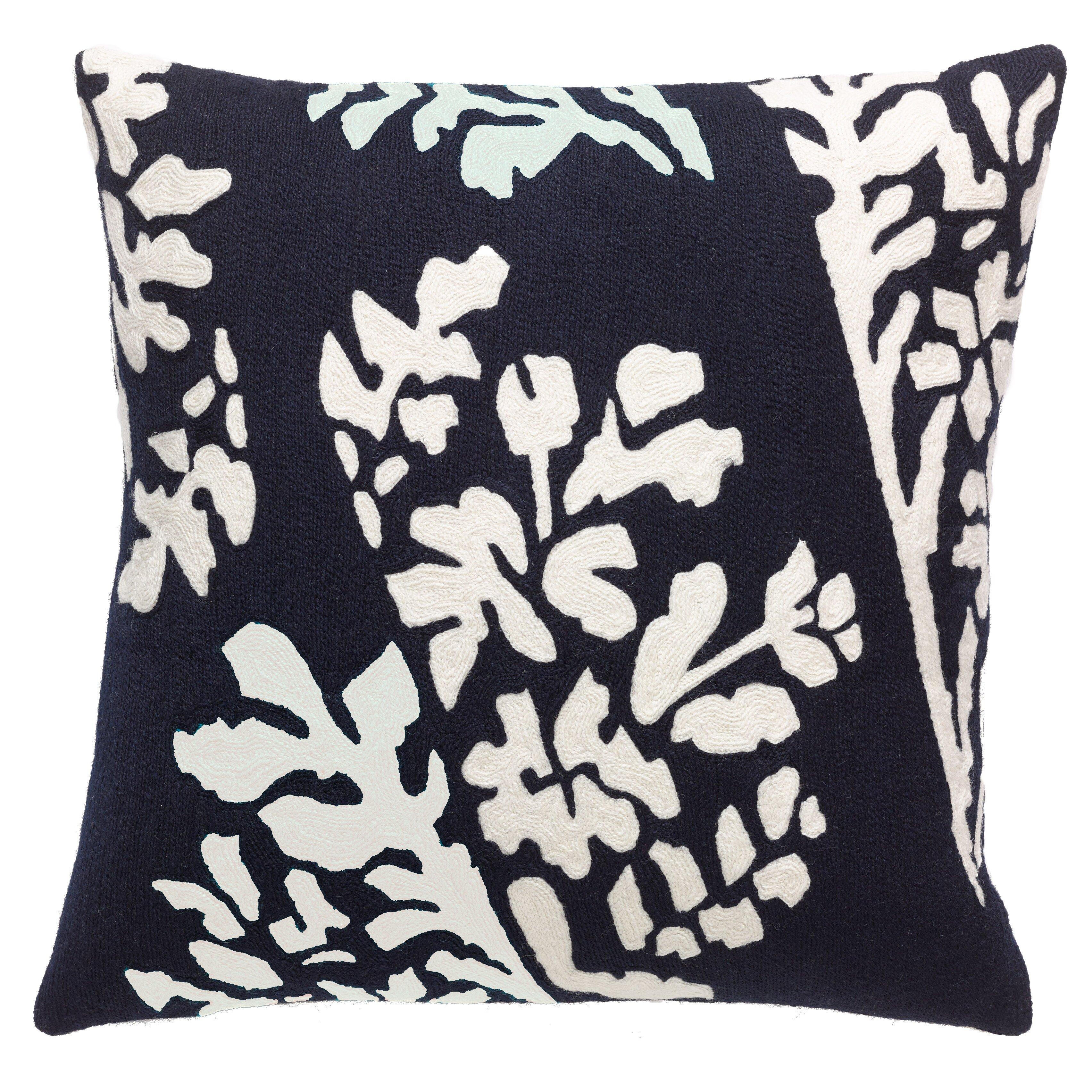 Judy Ross Bouquet Throw Pillow Wayfair
