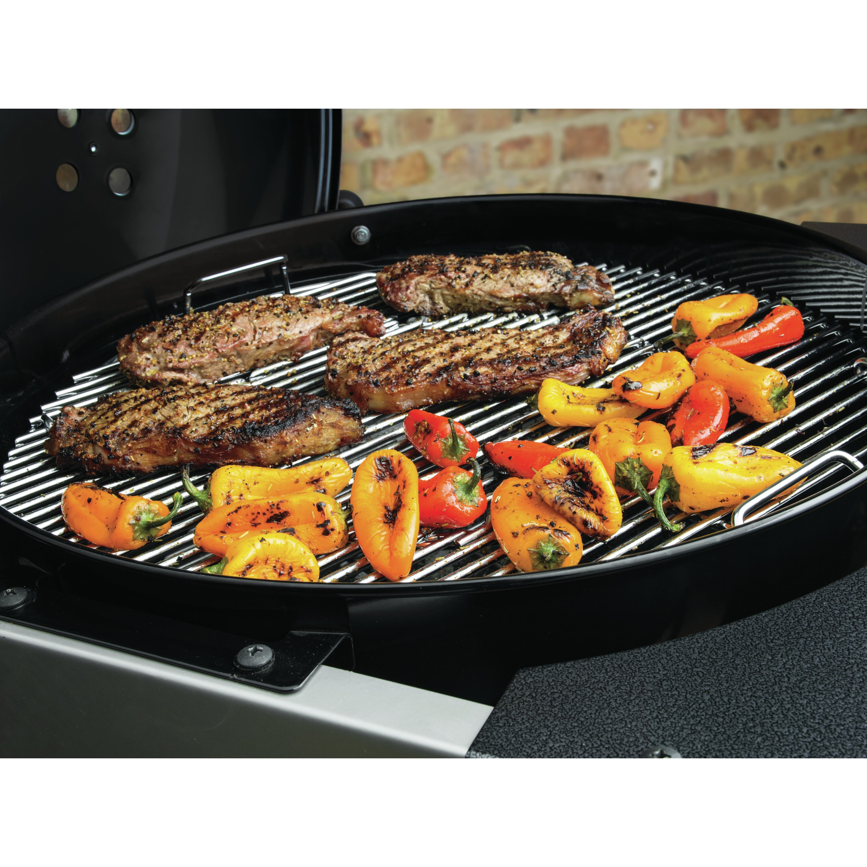 weber performer premium charcoal grill reviews wayfair. Black Bedroom Furniture Sets. Home Design Ideas