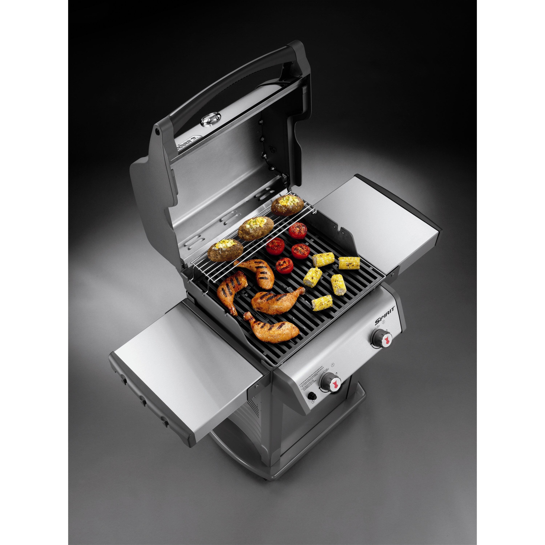 weber spirit s 210 lp gas grill reviews wayfair. Black Bedroom Furniture Sets. Home Design Ideas