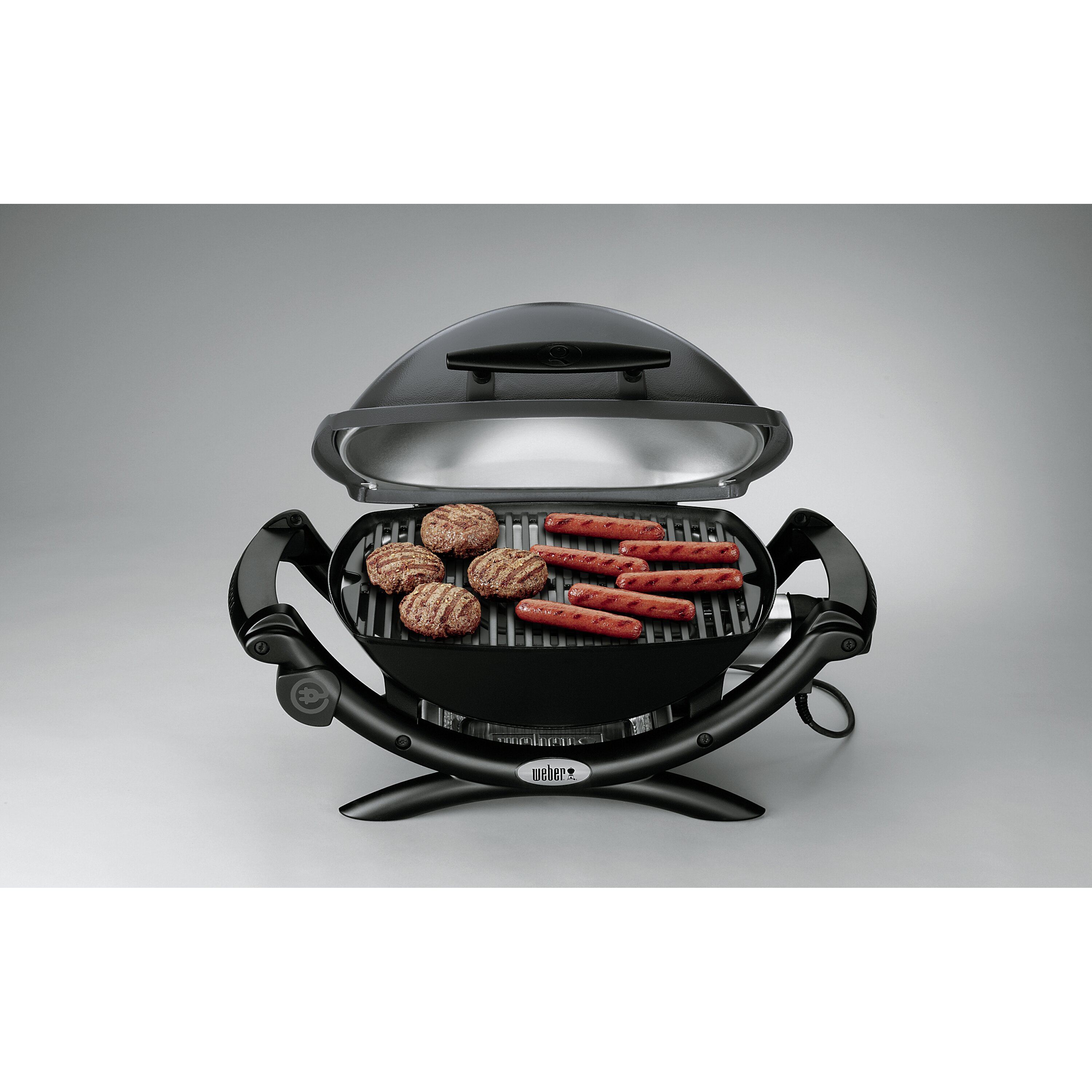 weber q series 1400 electric grill reviews wayfair. Black Bedroom Furniture Sets. Home Design Ideas