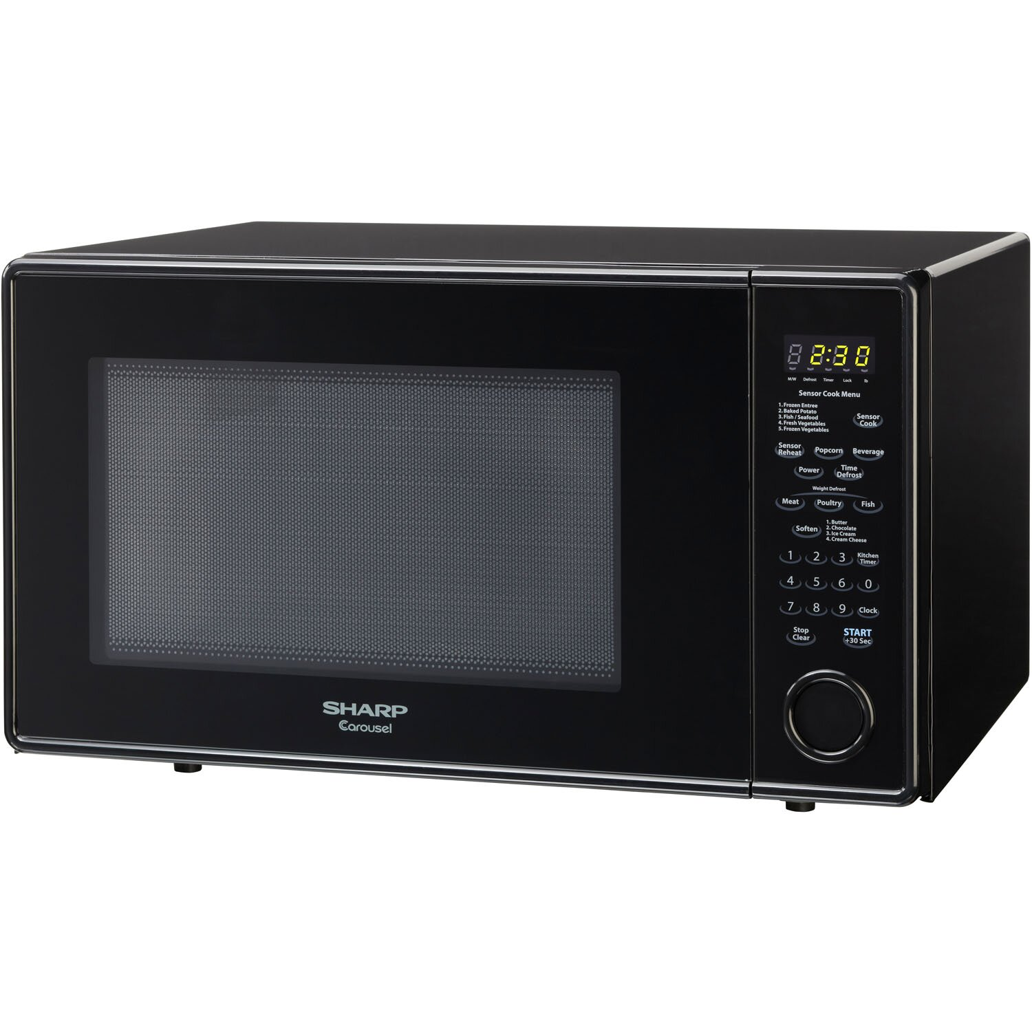 Countertop Microwave Sharp : Cu. Ft. 1100W Countertop Microwave by Sharp
