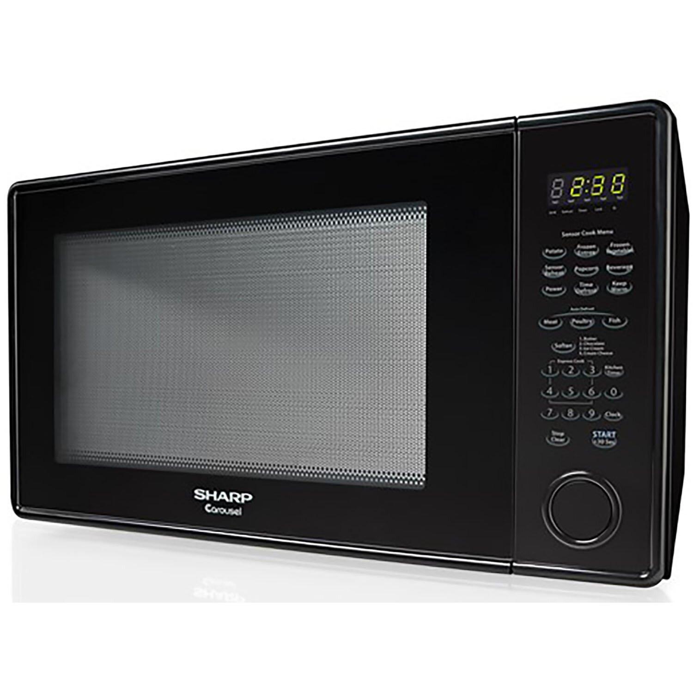 Countertop Microwave 2 Cu Ft : Sharp 2.2 Cu. Ft. 1200W Countertop Microwave & Reviews Wayfair