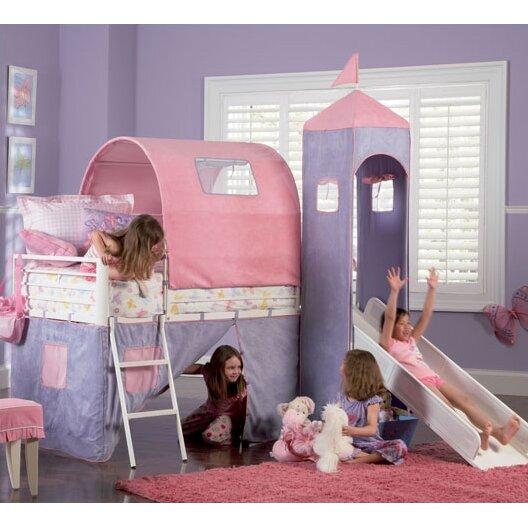 Powell Princess Twin Loft Bed Amp Reviews Wayfair Ca
