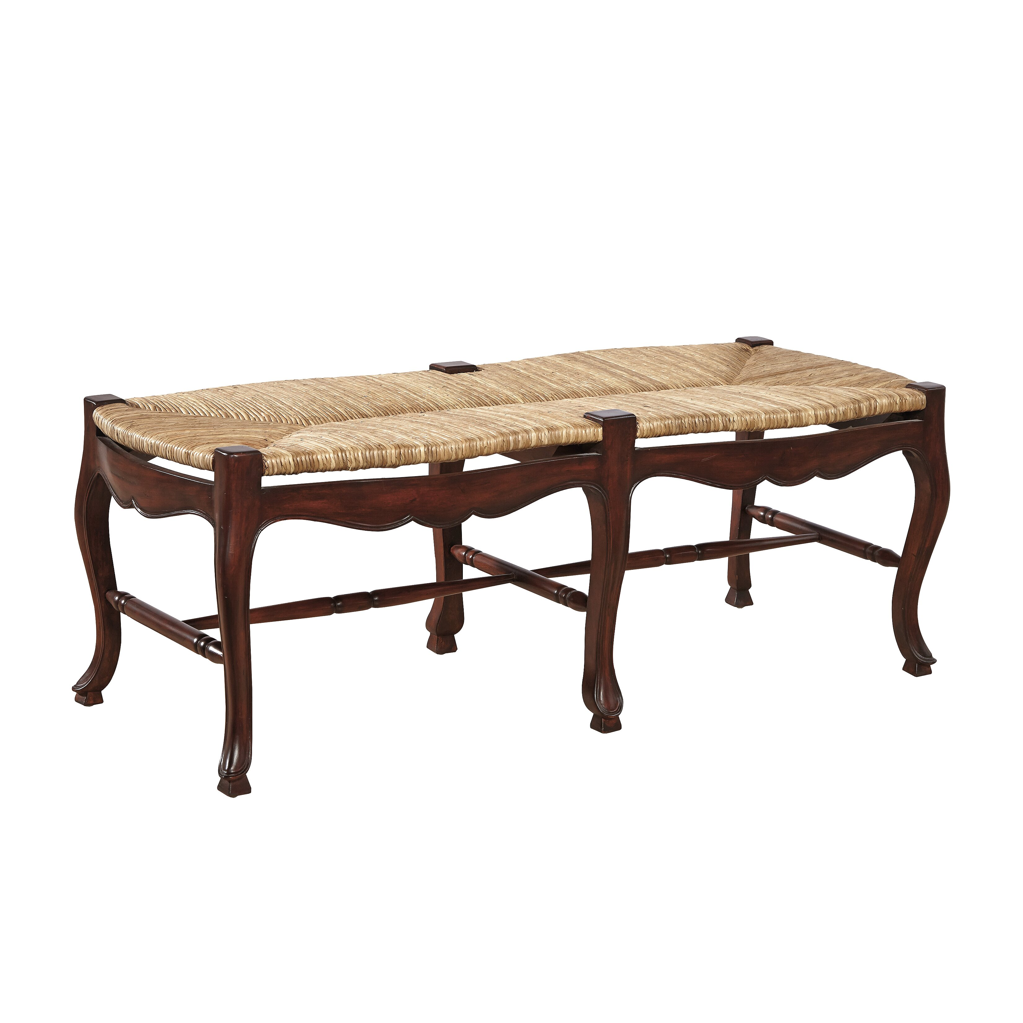 Furniture Classics Ltd French Country Mahogany Bench
