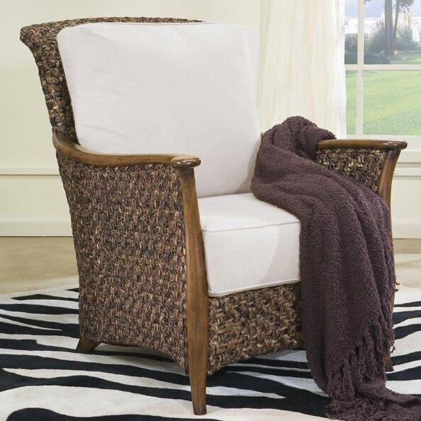 Acacia Home And Garden Minto Arm Chair Wayfair