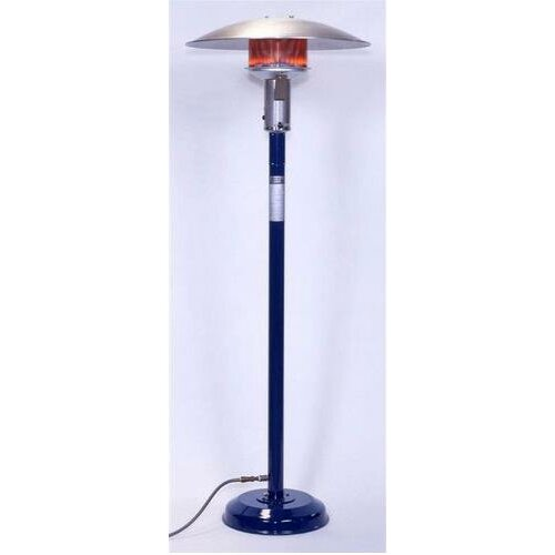 sunglo portable gas patio heater reviews wayfair