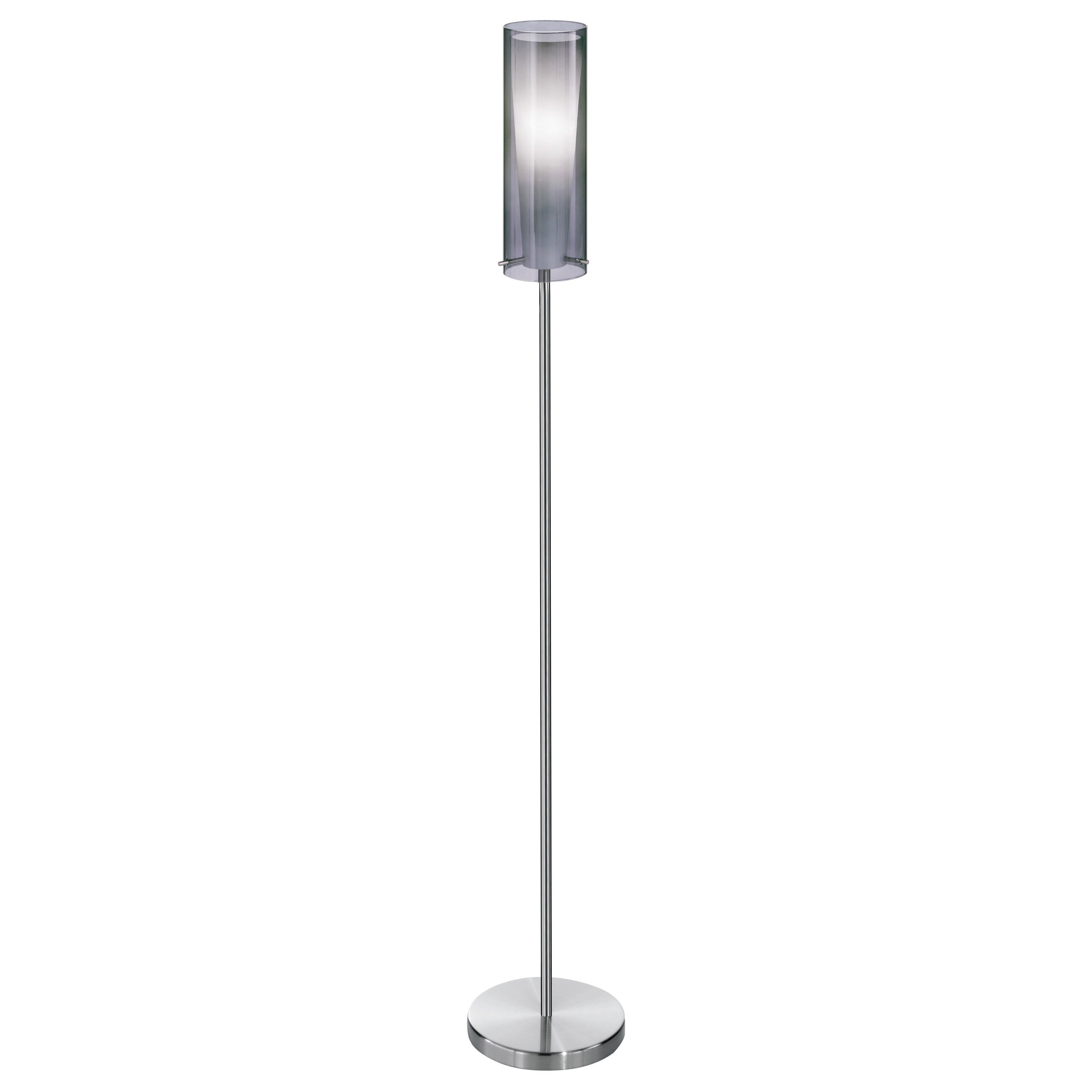 Eglo pinto nero 5788quot floor lamp reviews wayfair for Nero 5 light floor lamp
