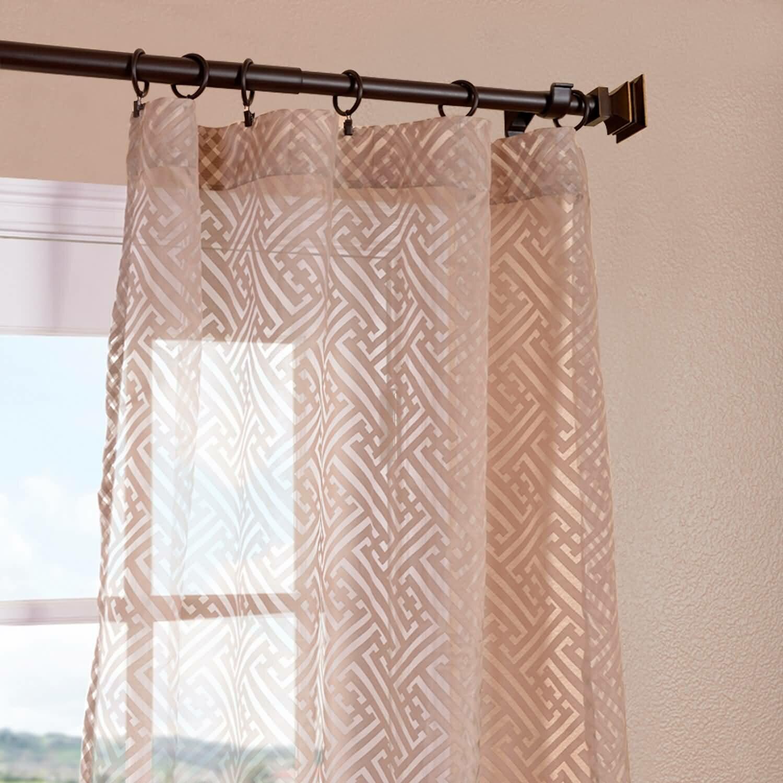 Half Price Drapes Zara Patterned Sheer Single Curtain  : Zara2BPatterned2BSheer2BCurtain2BPanel from www.wayfair.com size 1500 x 1500 jpeg 227kB