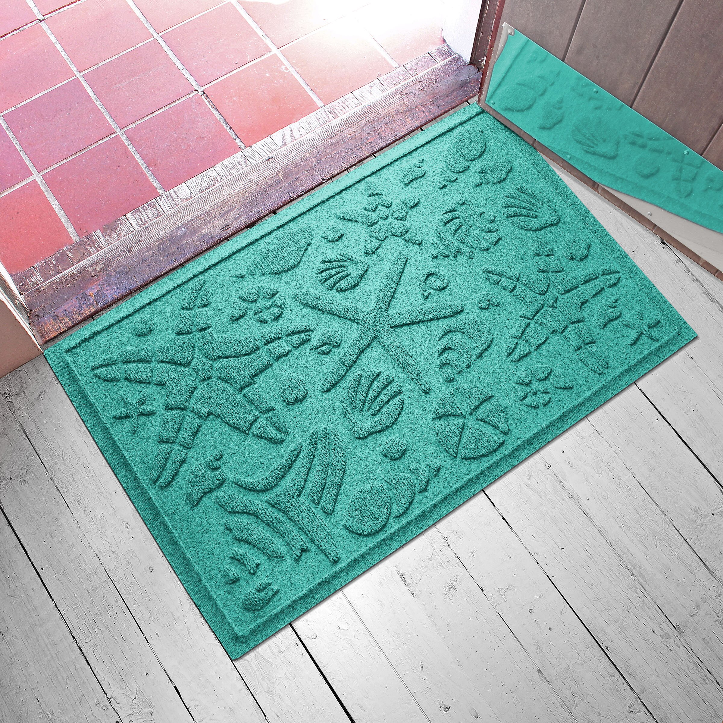 Bungalow Flooring Aqua Shield Beachcomber Doormat