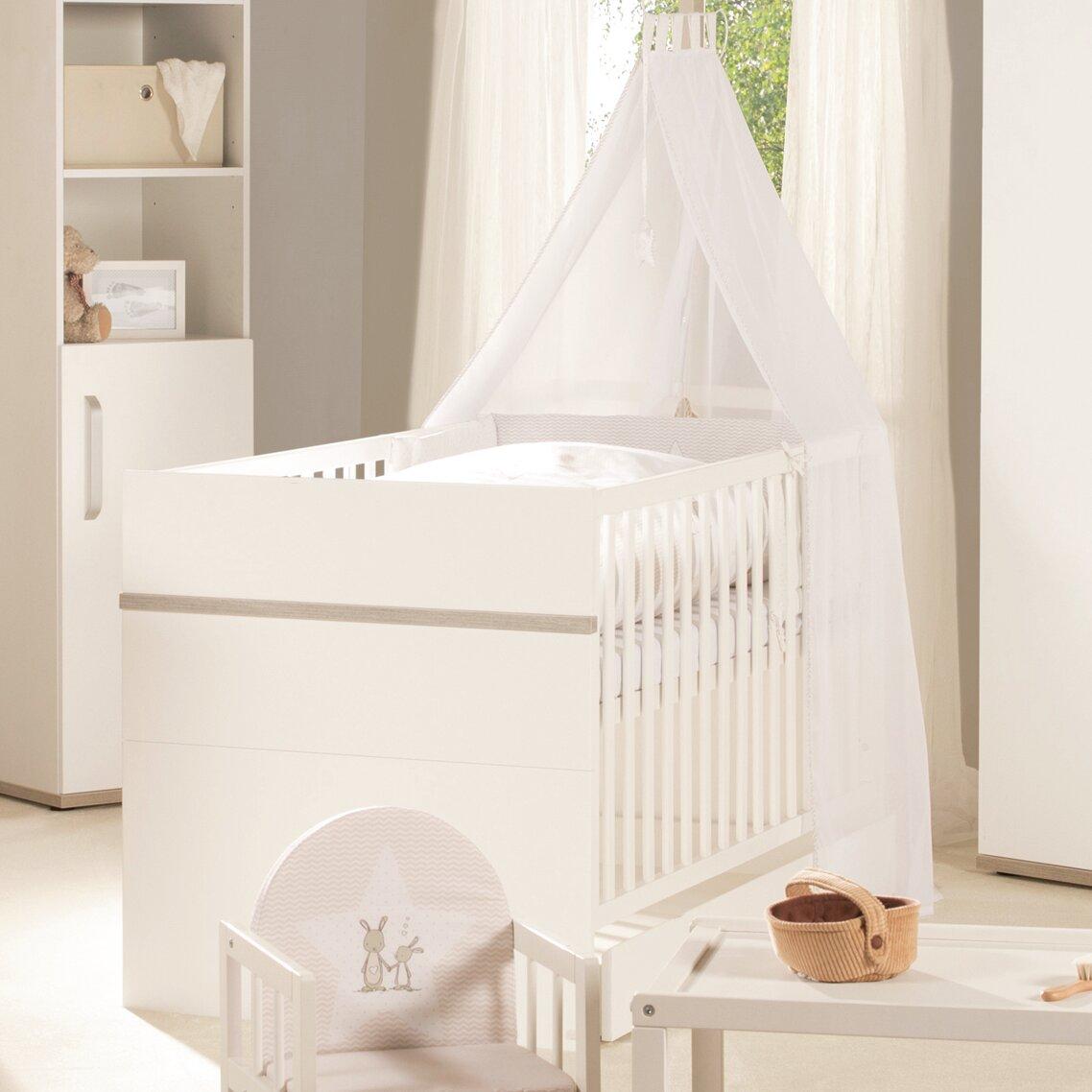 roba umwandelbares kinderbett moritz. Black Bedroom Furniture Sets. Home Design Ideas