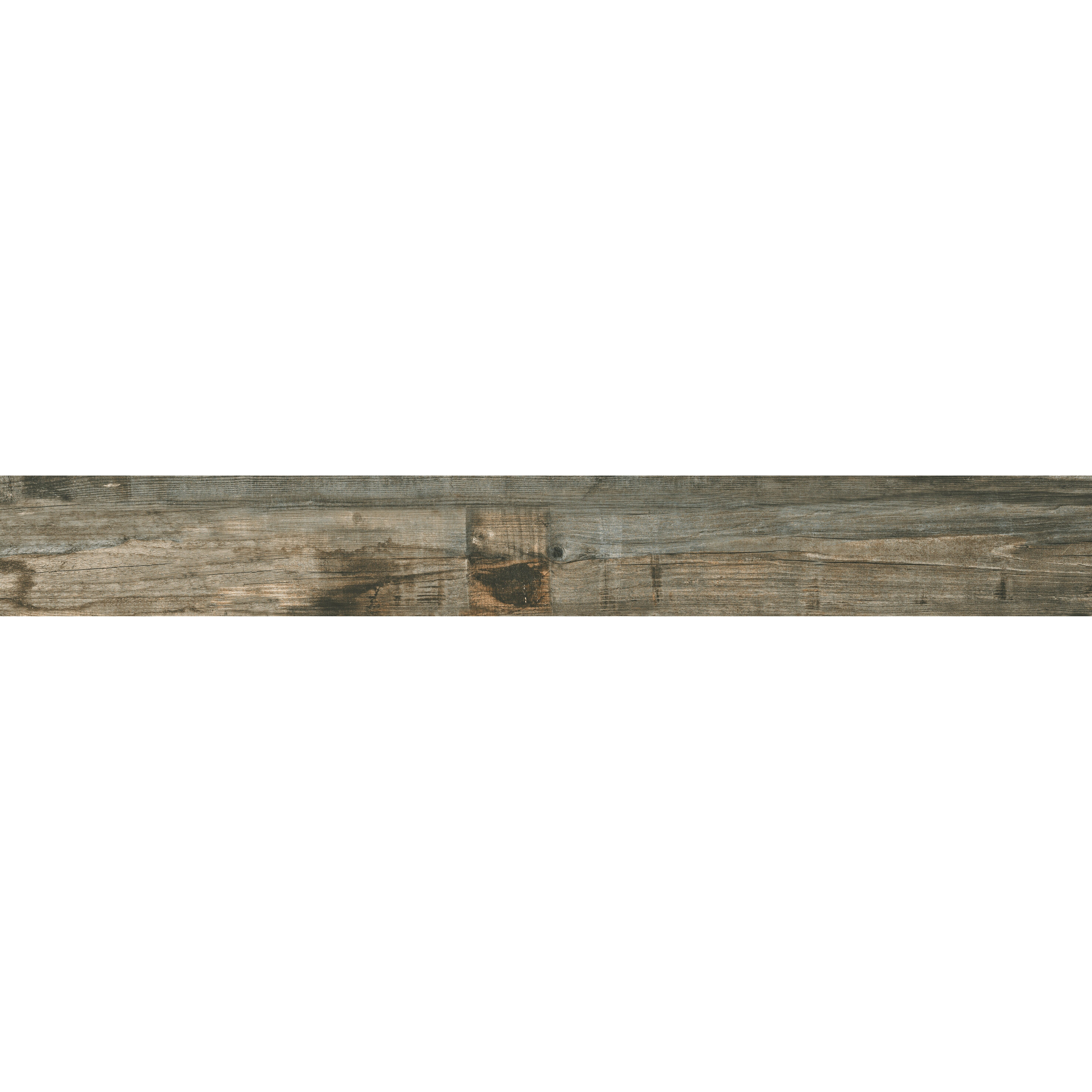 """MSI Salvage 6"""" x 40"""" Porcelain Wood Tile in Glazed"""