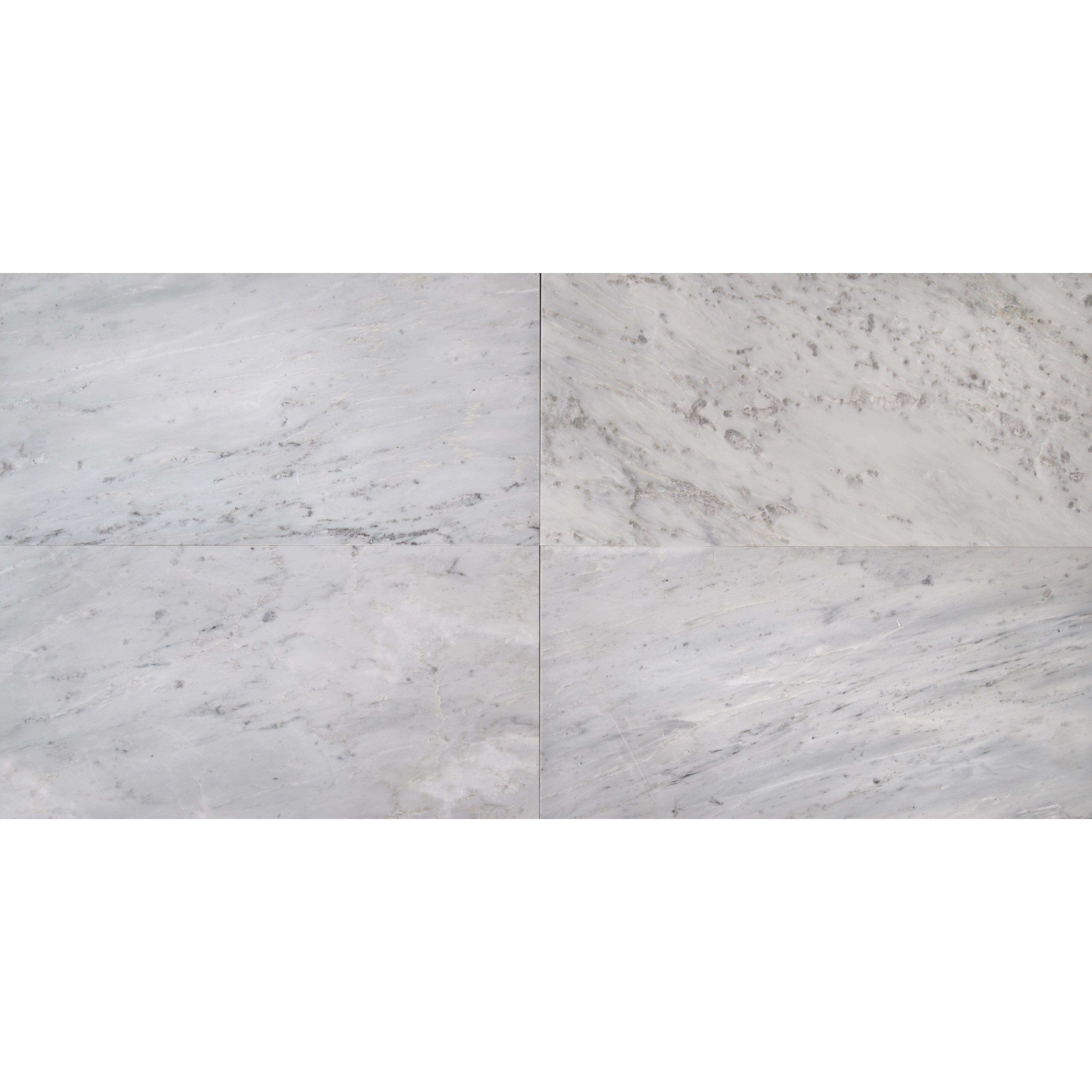 Msi 12 39 39 X 24 39 39 Marble Field Tile In Arabescato Carrara