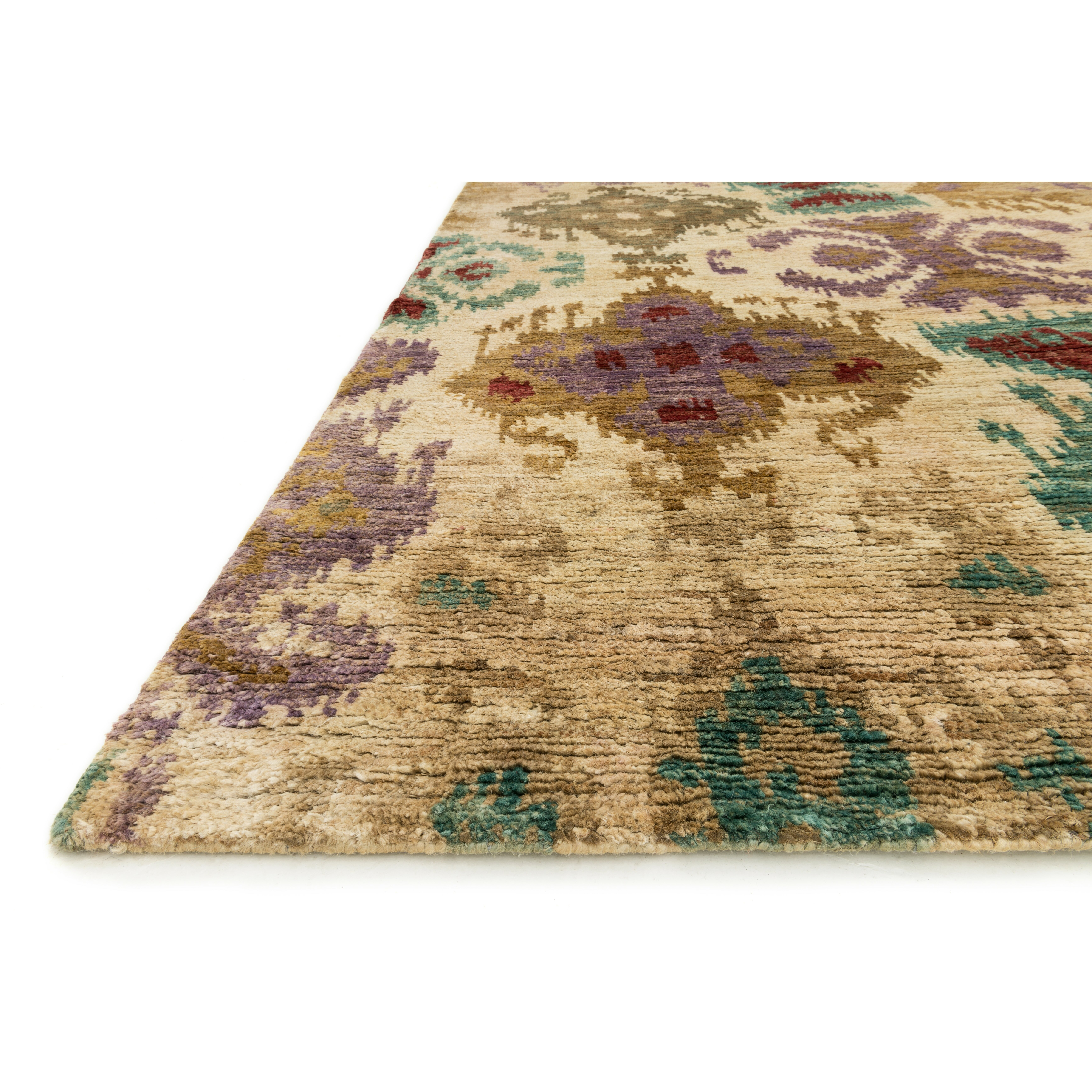 Loloi Rugs Xavier Hand Knotted Beige Area Rug Amp Reviews