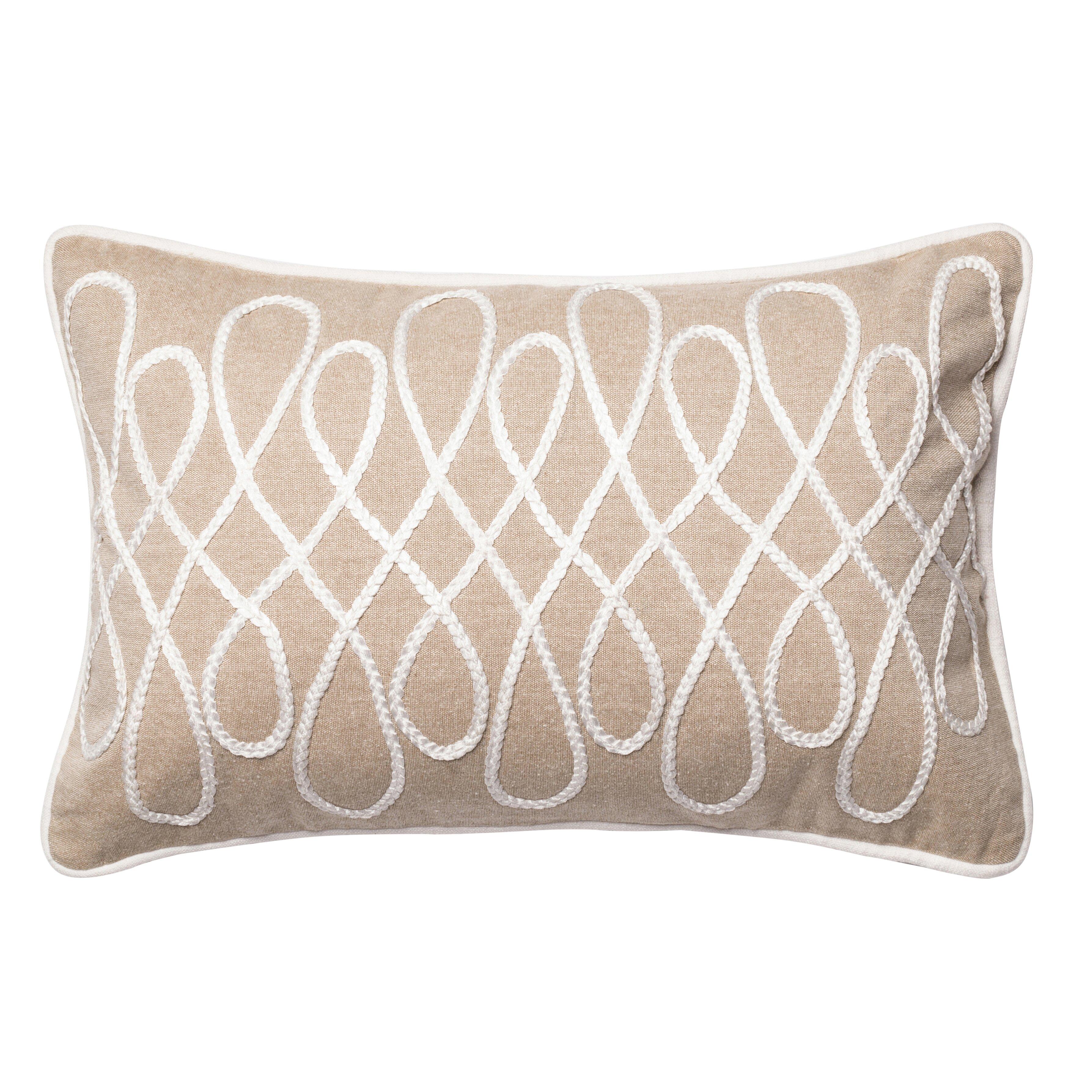Loloi rugs lumbar pillow wayfair for Loloi pillows
