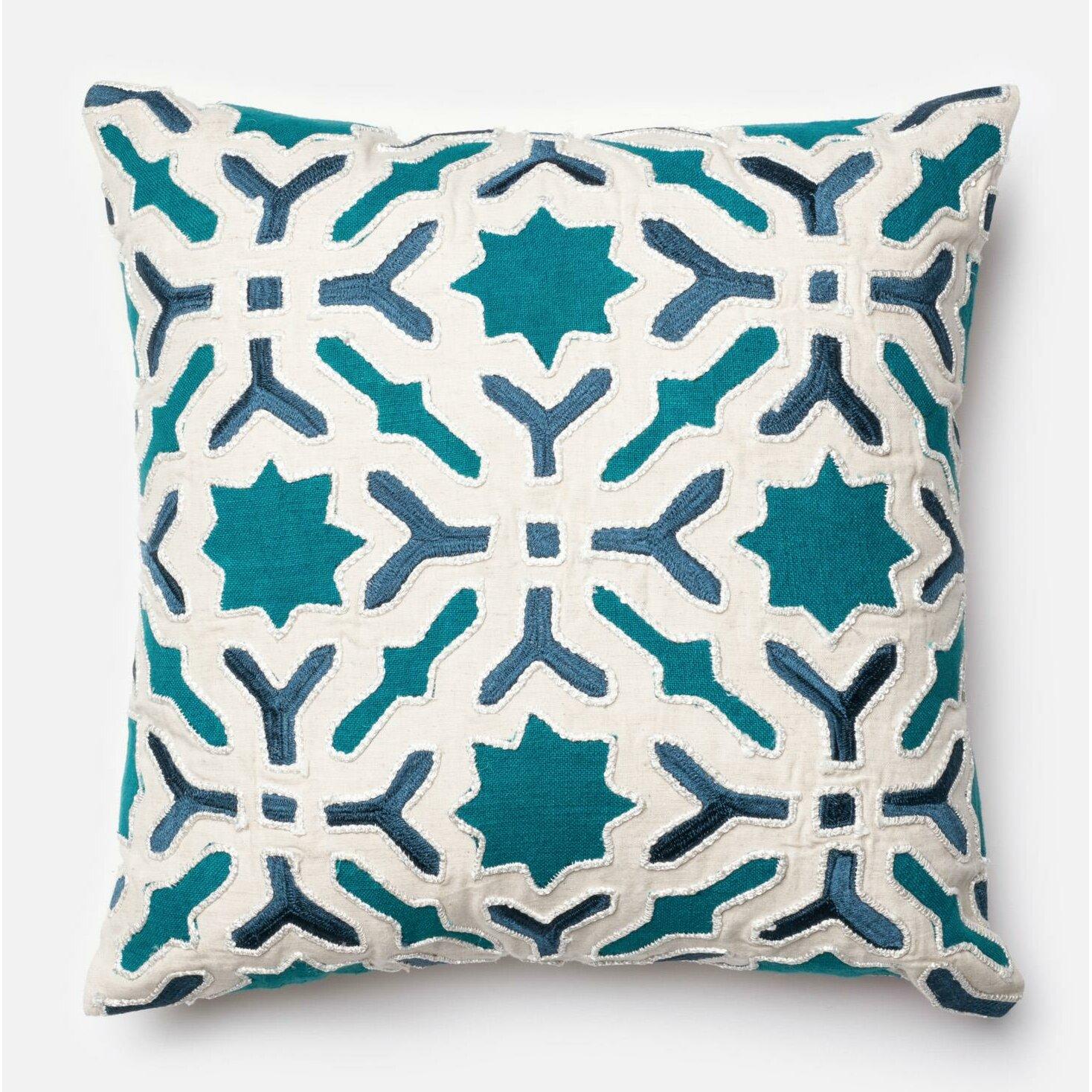 Loloi Rugs 100% Cotton Throw Pillow Wayfair