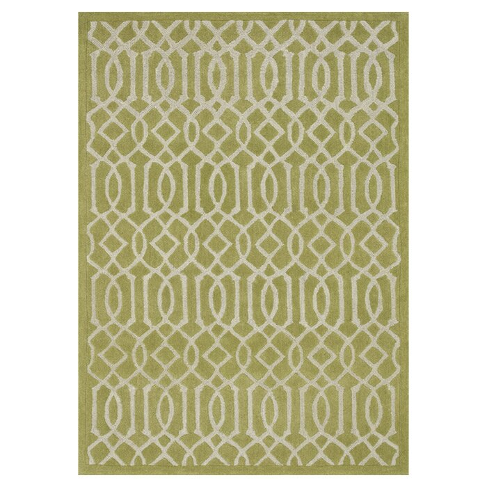 Loloi Rugs Brighton Apple Green Area Rug & Reviews