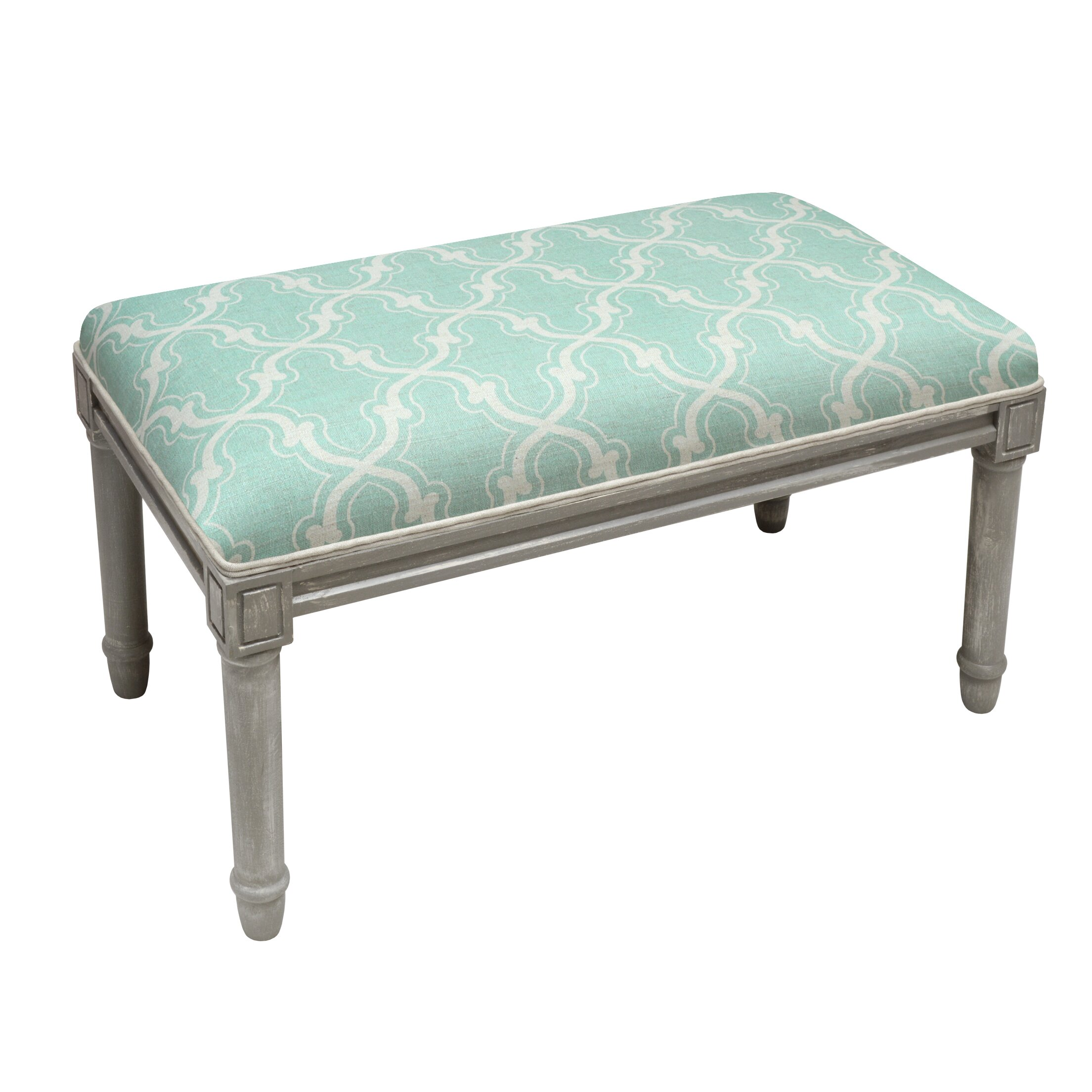 123 Creations Upholstered Entryway Bench Wayfair