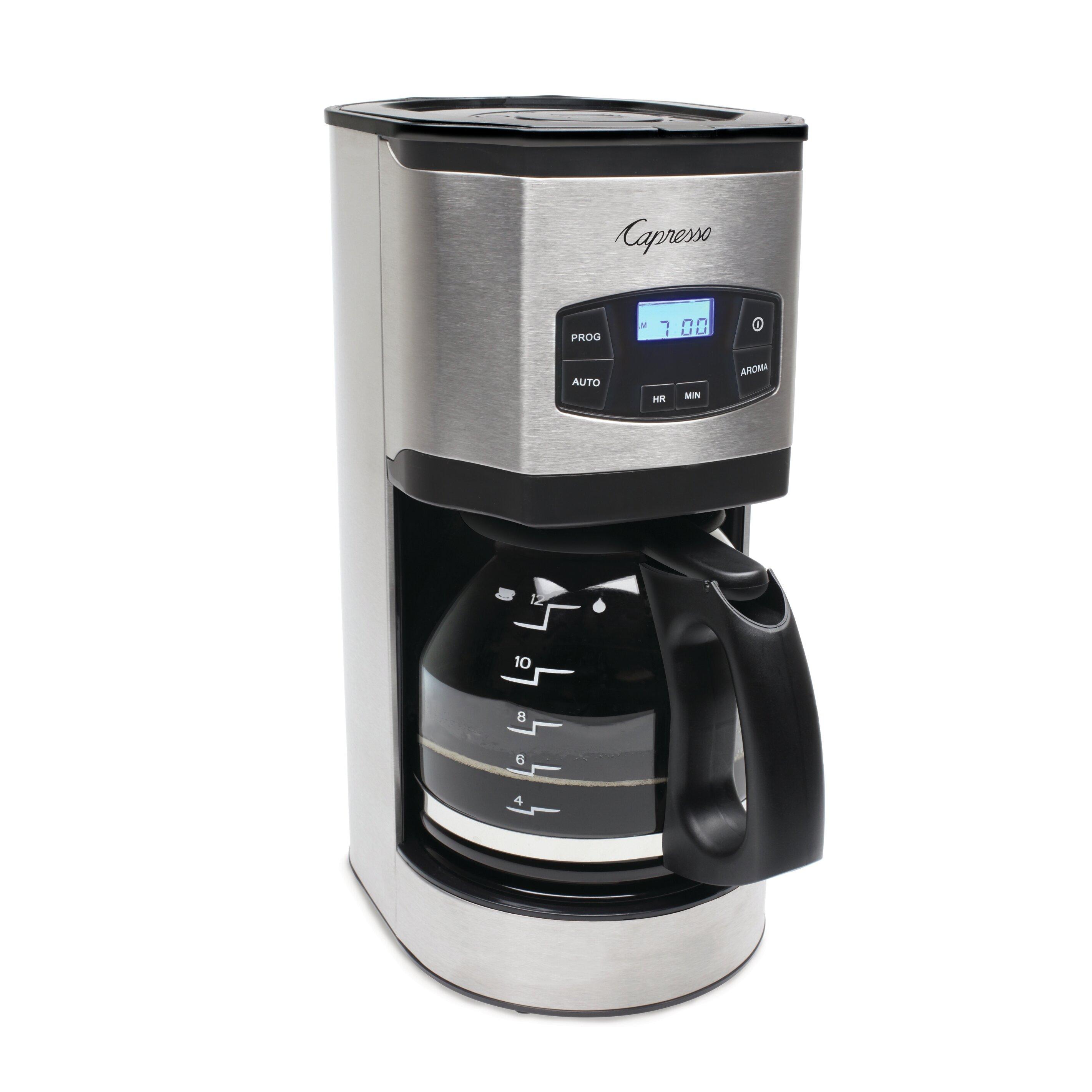 Capresso Coffee Maker & Reviews Wayfair