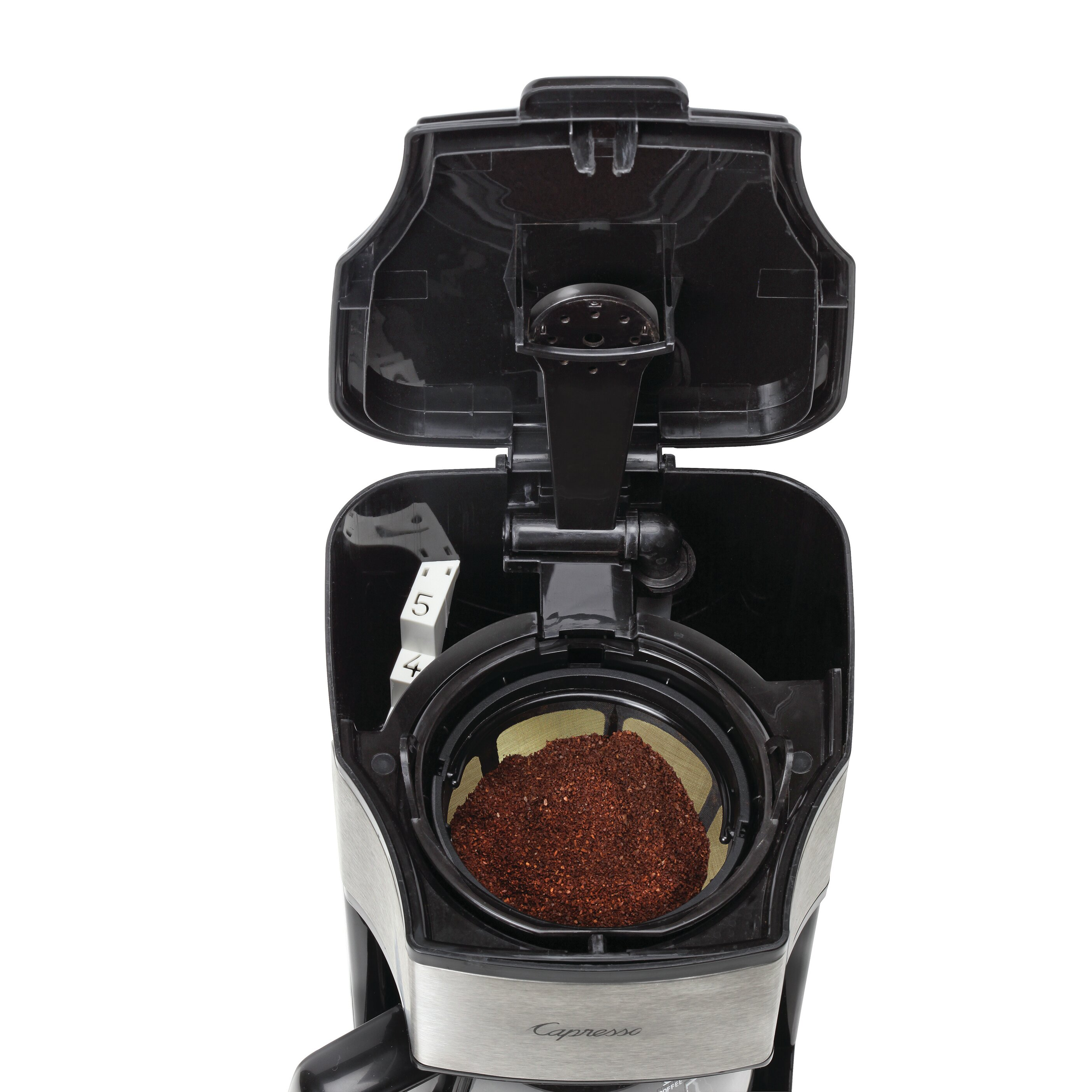 Capresso 5-Cup Mini Drip Coffee Maker & Reviews Wayfair