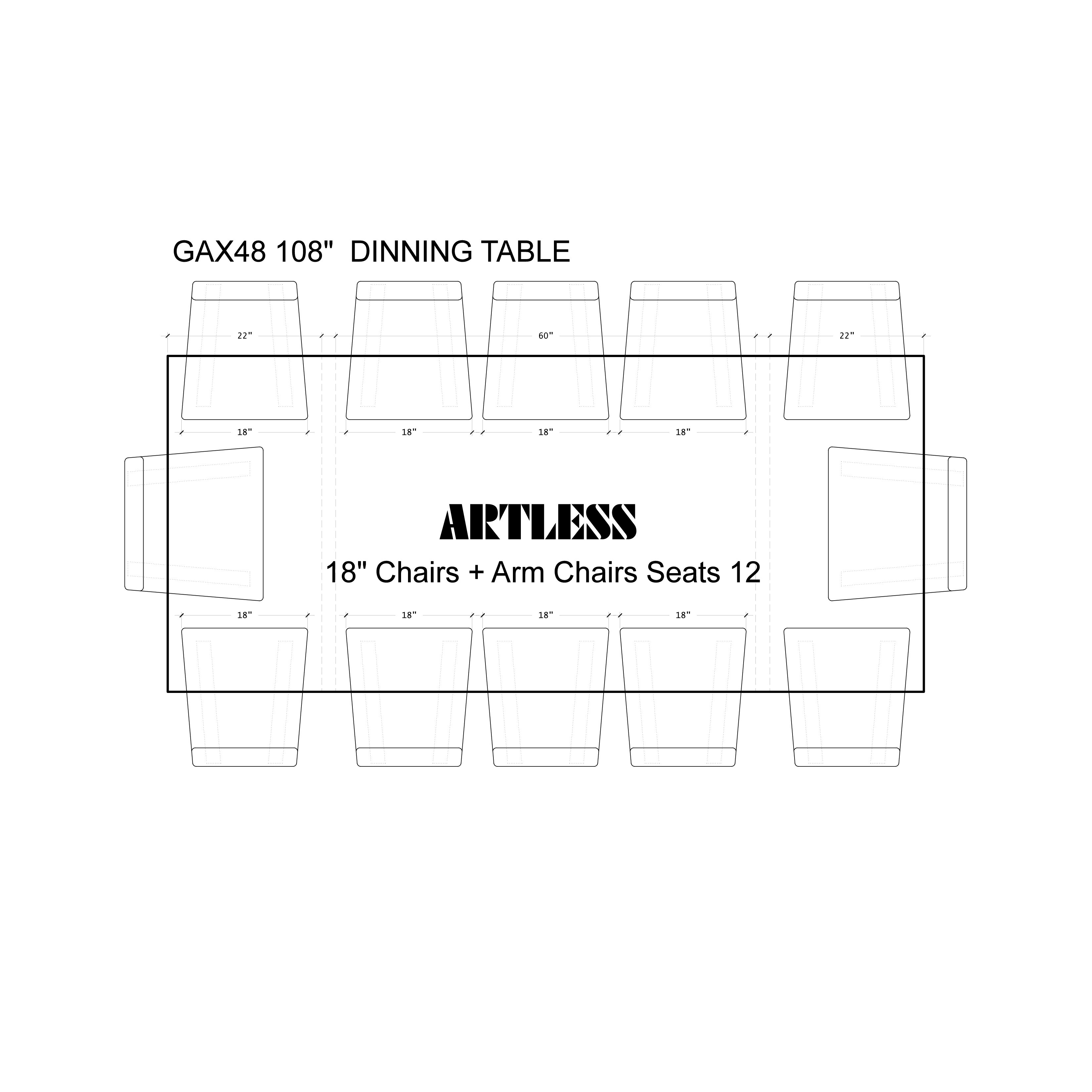 Artless Gax X Dining Table Amp Reviews Wayfair Ca
