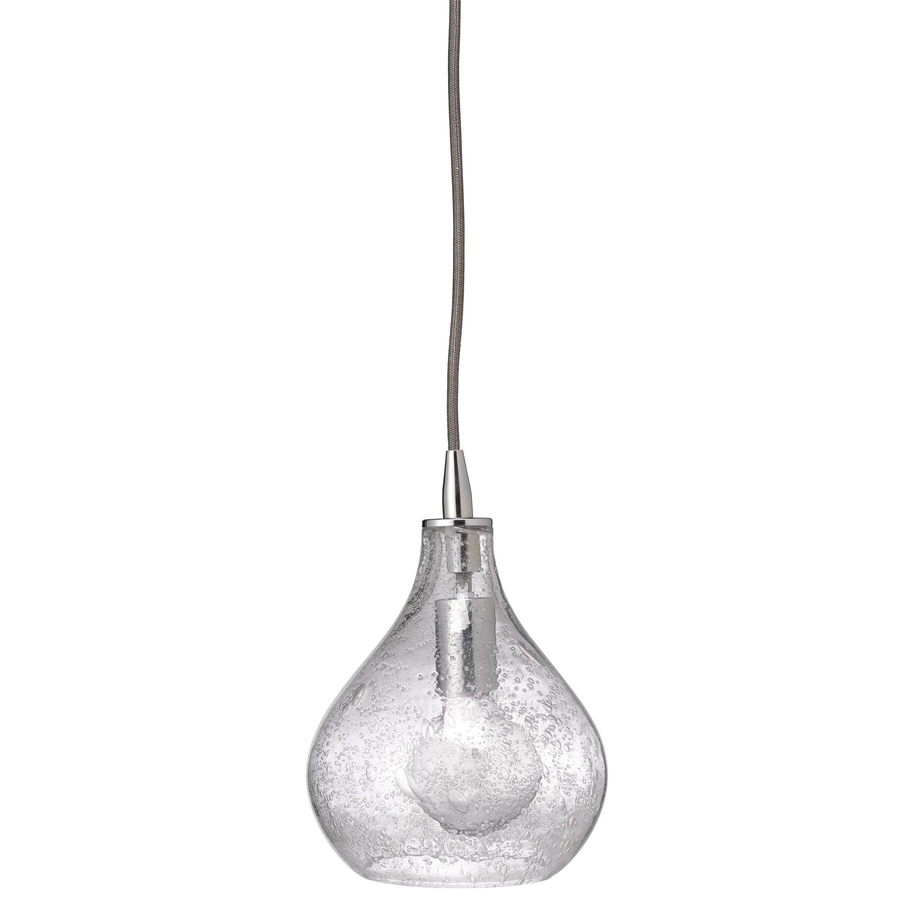 Jamie young company curved 1 light mini pendant reviews for Jamie young lighting pendant