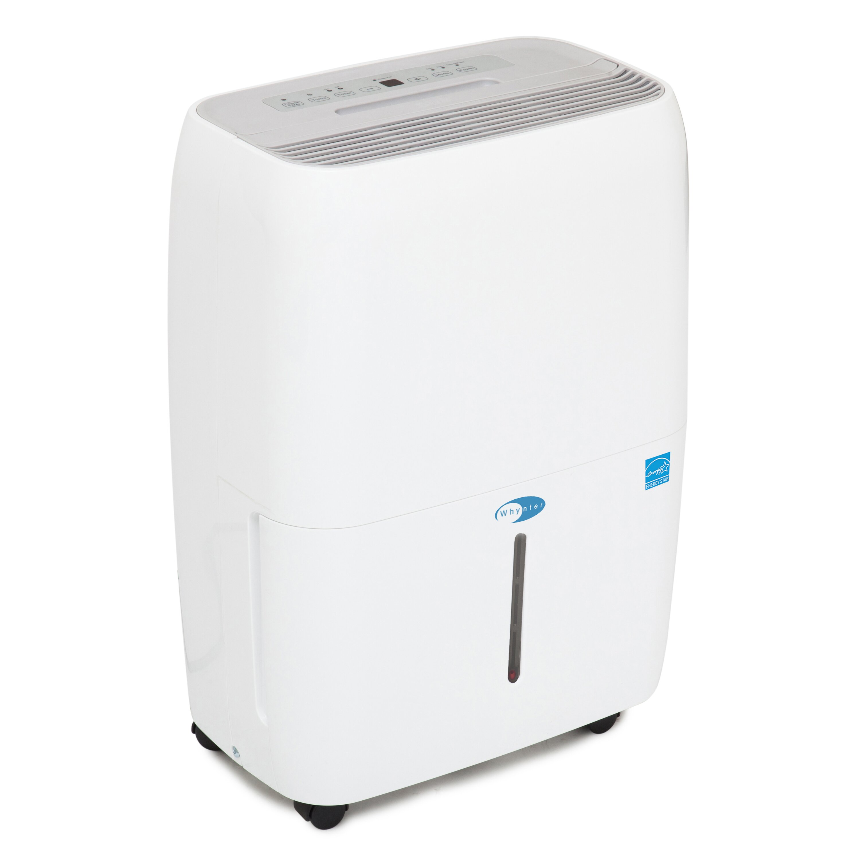 Whynter Energy Star 40 Pint Portable Dehumidifier & Reviews Wayfair #287AA3