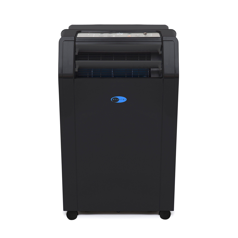 Whynter 14000 BTU Portable Air Conditioner & Reviews Wayfair Supply #105DBB