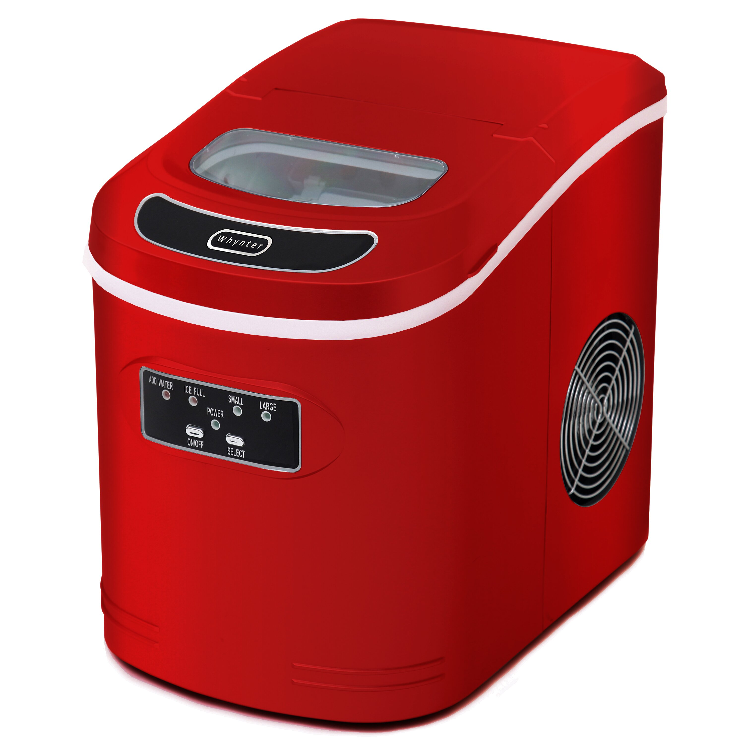 Whynter 9 5 Quot W 27 Lb Portable Ice Maker Amp Reviews