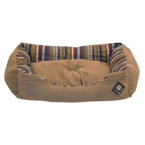 danish design morocco snuggle pet bed in brown amp reviews