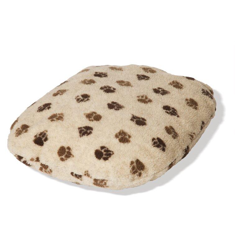 danish design sherpa fleece fibre dog bed cover reviews. Black Bedroom Furniture Sets. Home Design Ideas