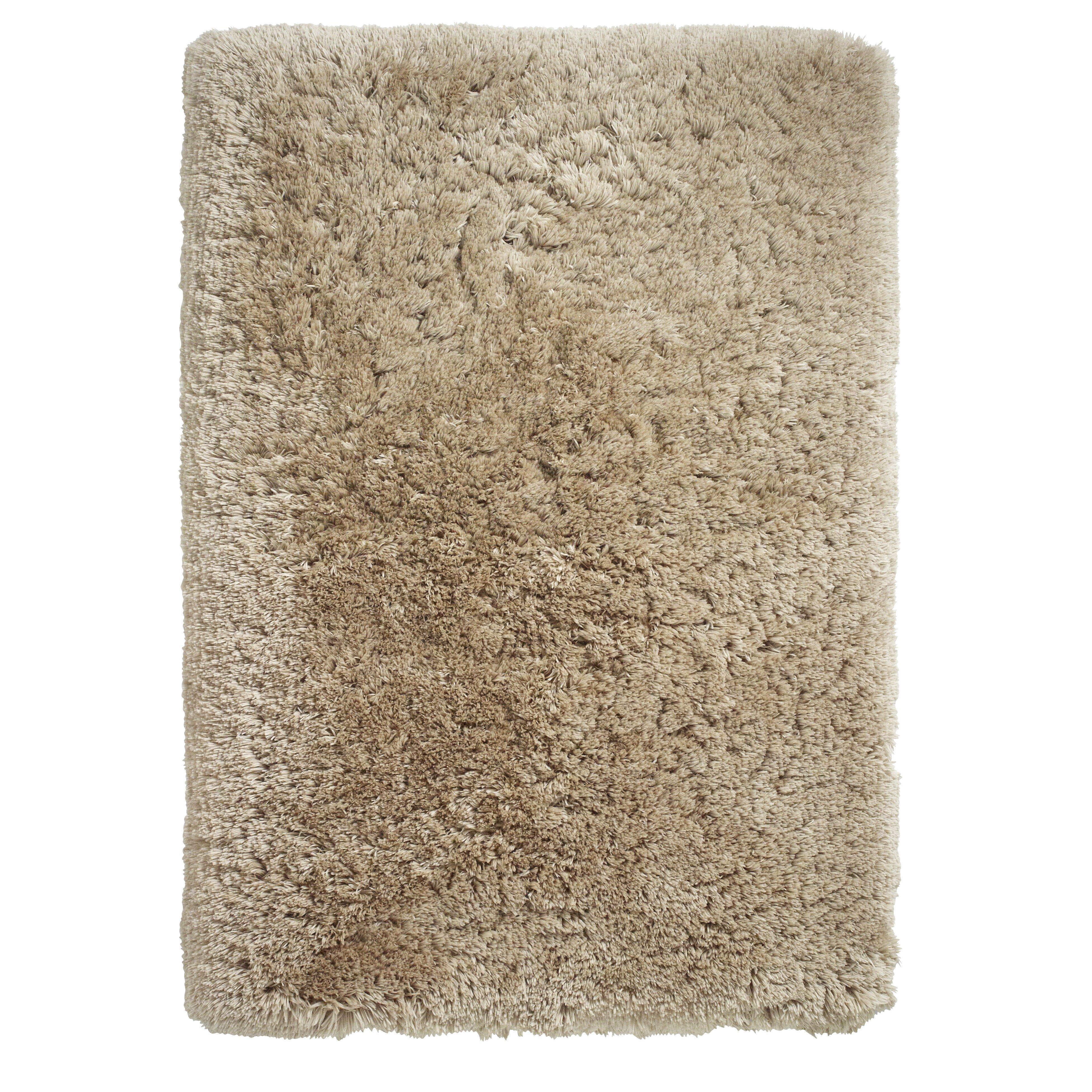 Think Rugs Polar Hand-Tufted Beige Area Rug & Reviews