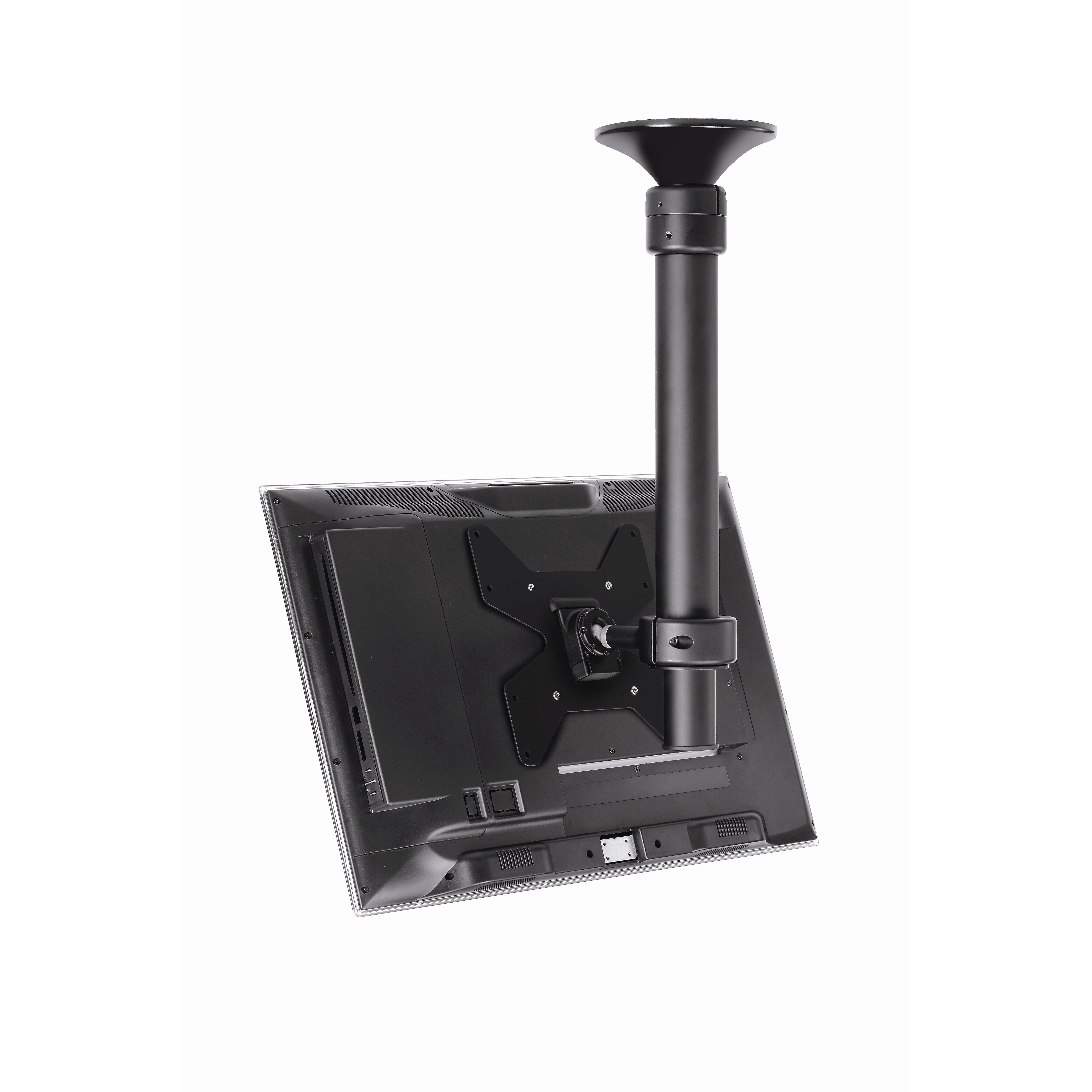 Atdec Telehook Tilt Swivel Short Ceiling Mount For Led Plasma Lcd Reviews Wayfair