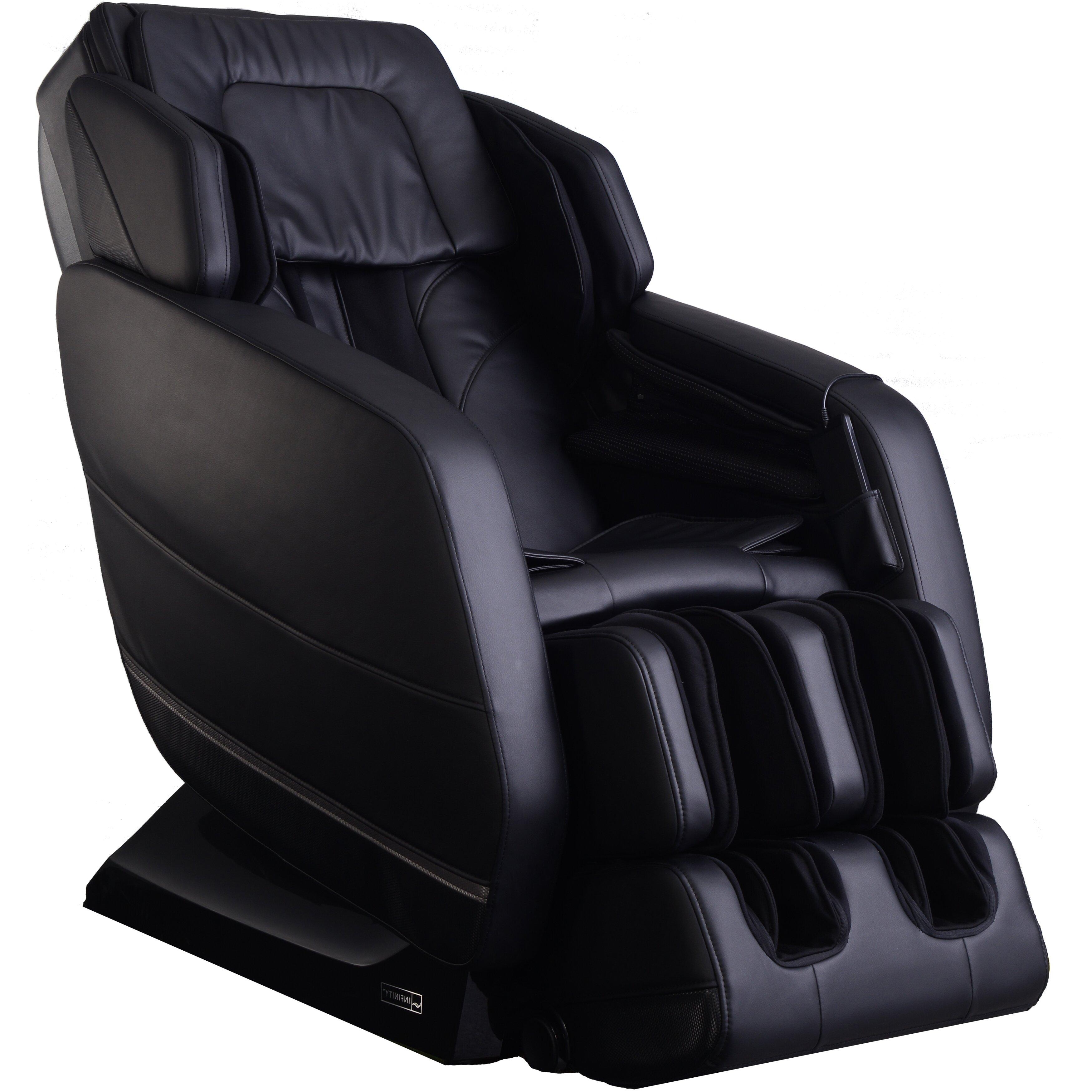 Infinity Evoke Zero Gravity Massage Chair | Wayfair