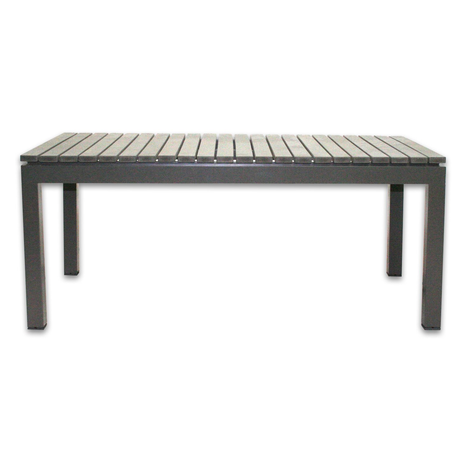 Patio heaven riviera coffee table reviews wayfair Patio coffee tables