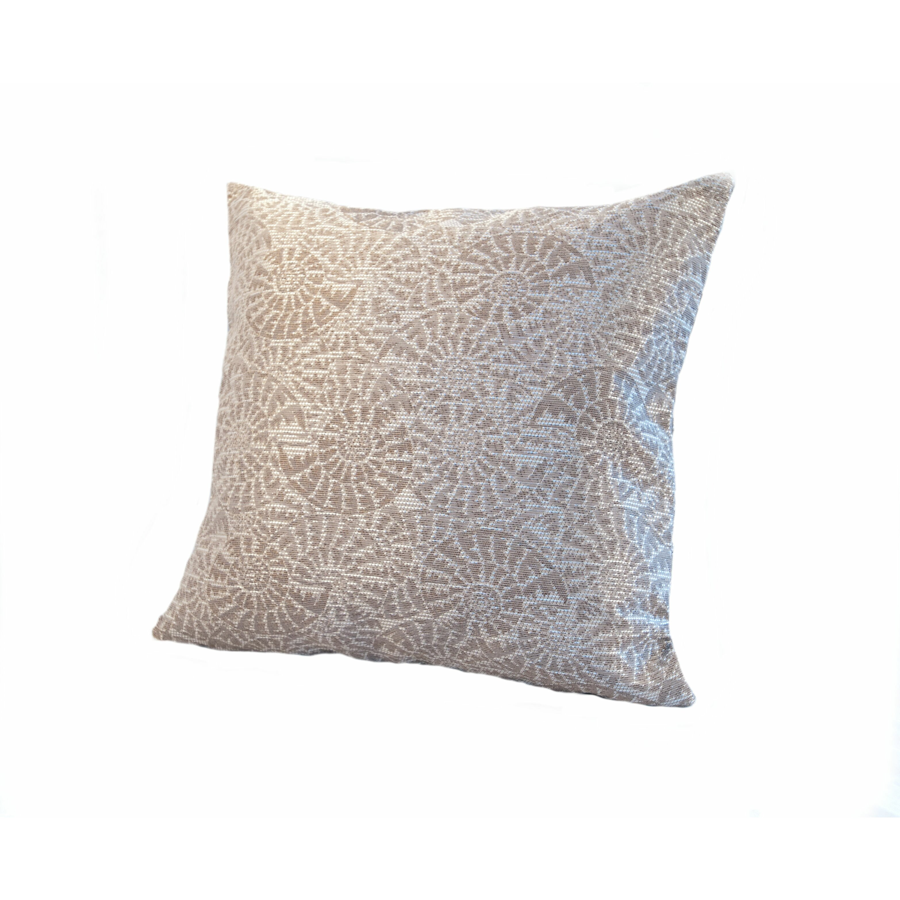Pool Blue Throw Pillows : Rennie & Rose Design Group Coastal Tide Pool Throw Pillow & Reviews Wayfair