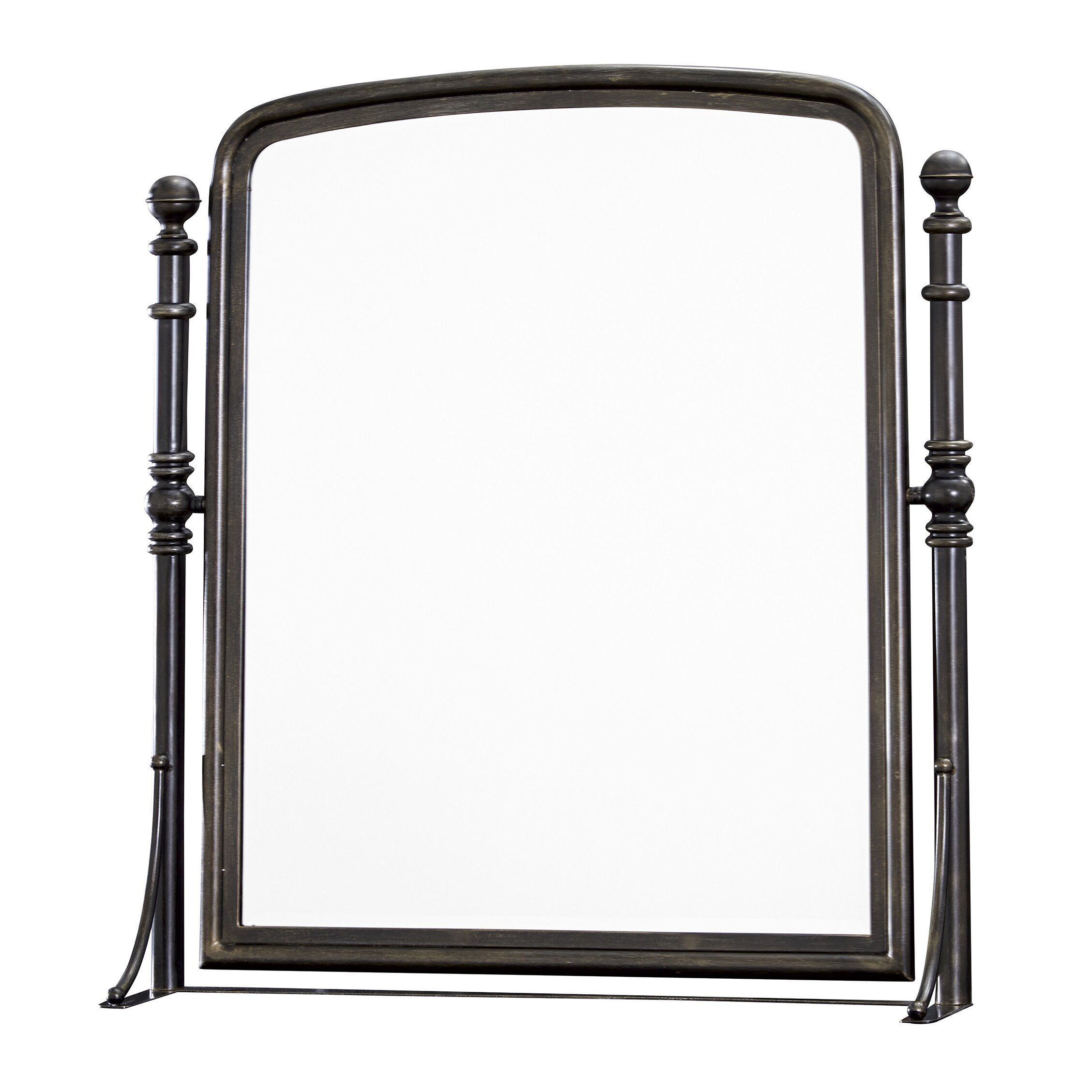 Smartstuff furniture penrose tilt square dresser mirror for Square mirror