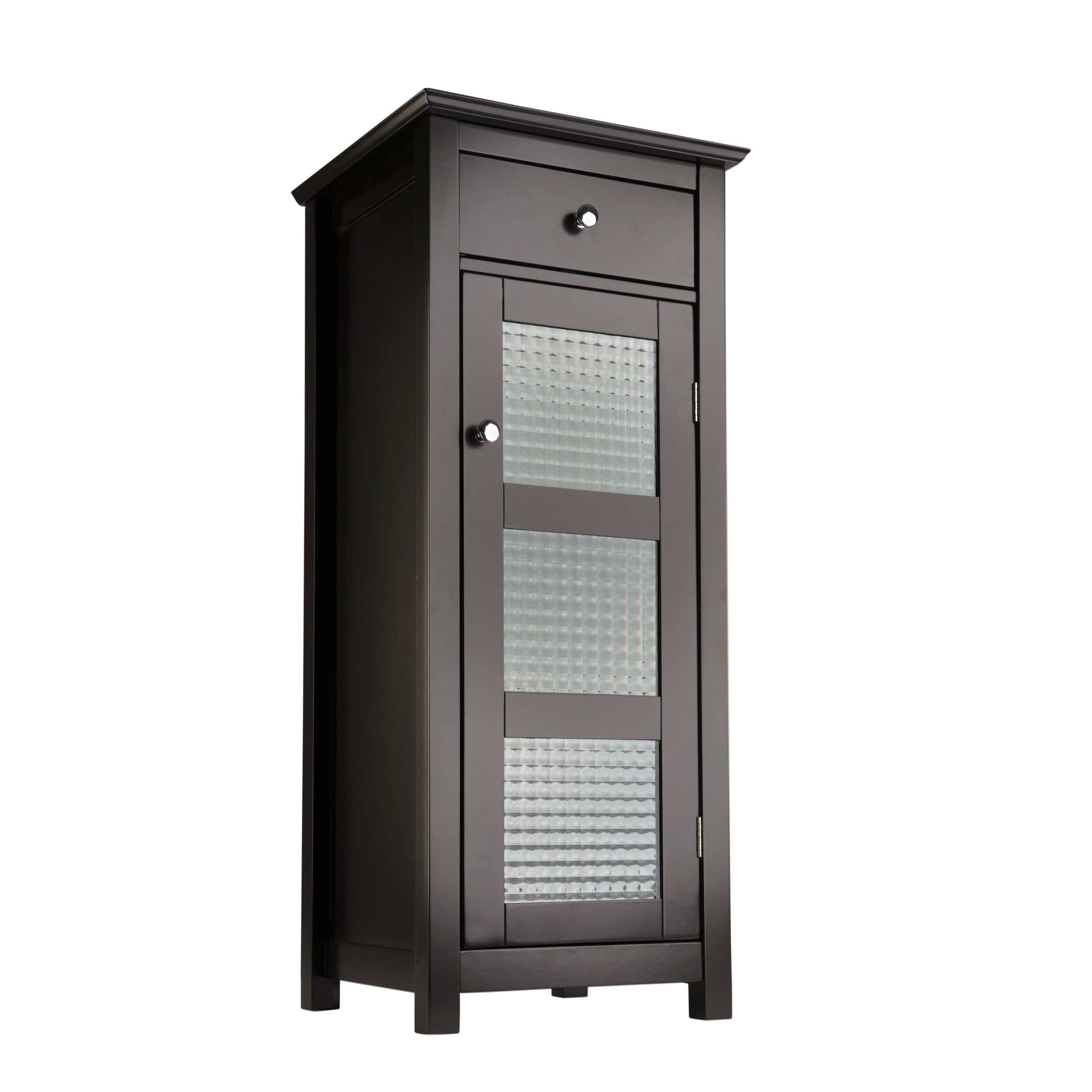 bathroom base cabinets home fashions chesterfield floor cabinet with 1 10976