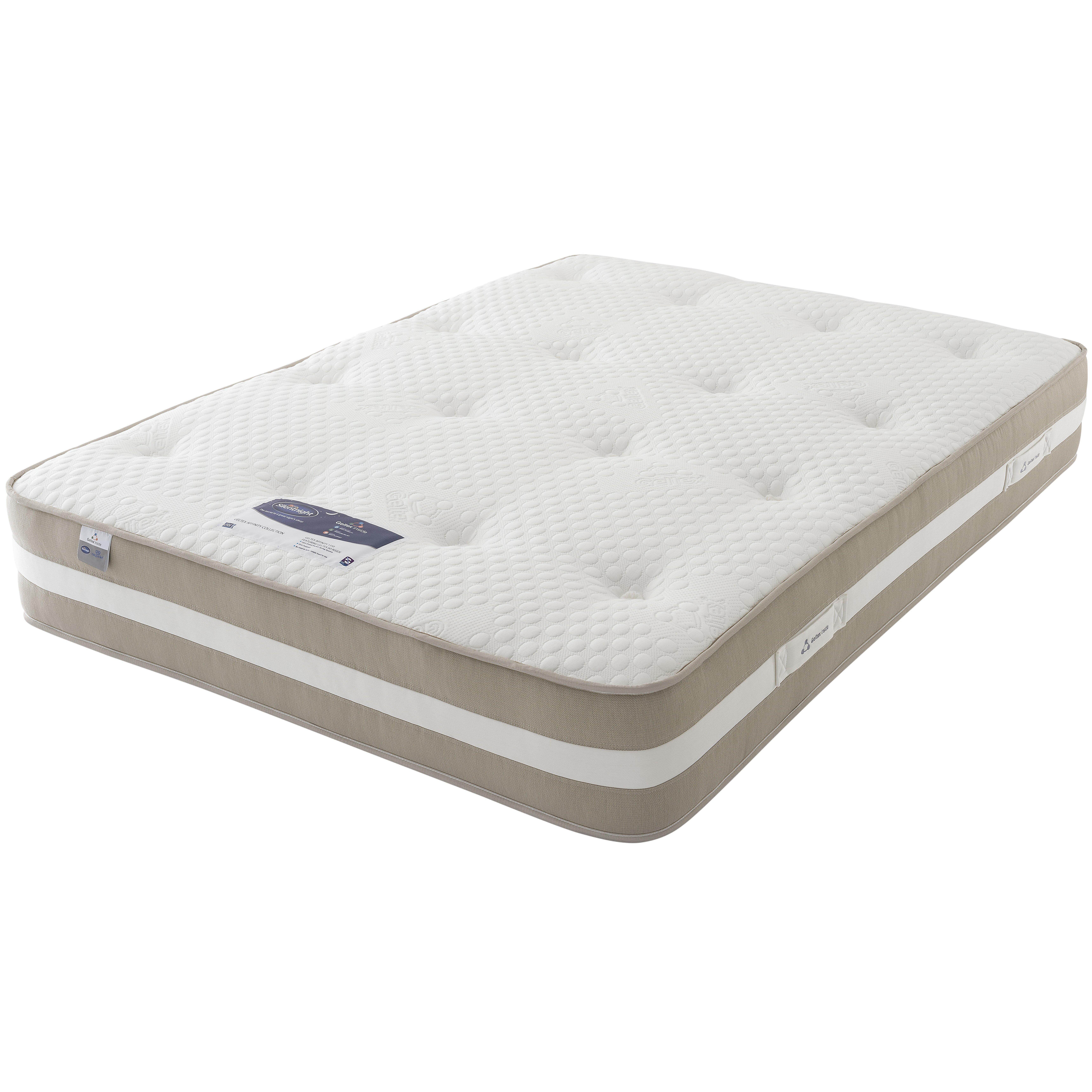 Silentnight melissa pocket sprung 1350 mattress wayfair uk for Pocket sprung