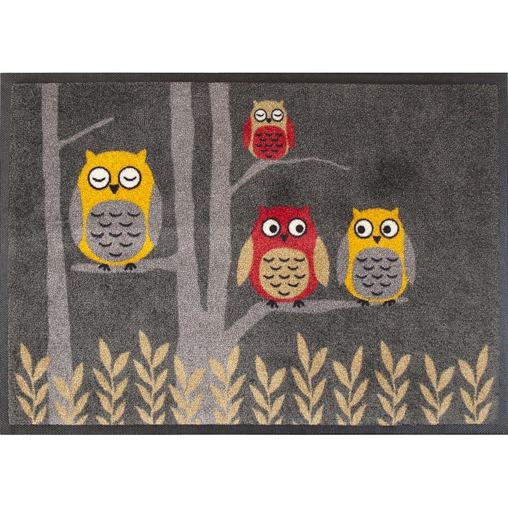 Akzente Owl Doormat Wayfair Uk