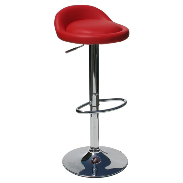 Lamboro Sofia Swivel Adjustable Bar Stool amp Reviews  : Lamboro Sofia Adjustable Bar Stool with Step Sofia Bar Stool from www.wayfair.co.uk size 700 x 700 jpeg 20kB