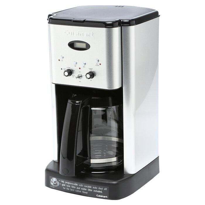 Cuisinart Programmable Coffee Maker Reviews : Cuisinart 12 Cup Brew Central Programmable Coffee Maker & Reviews Wayfair